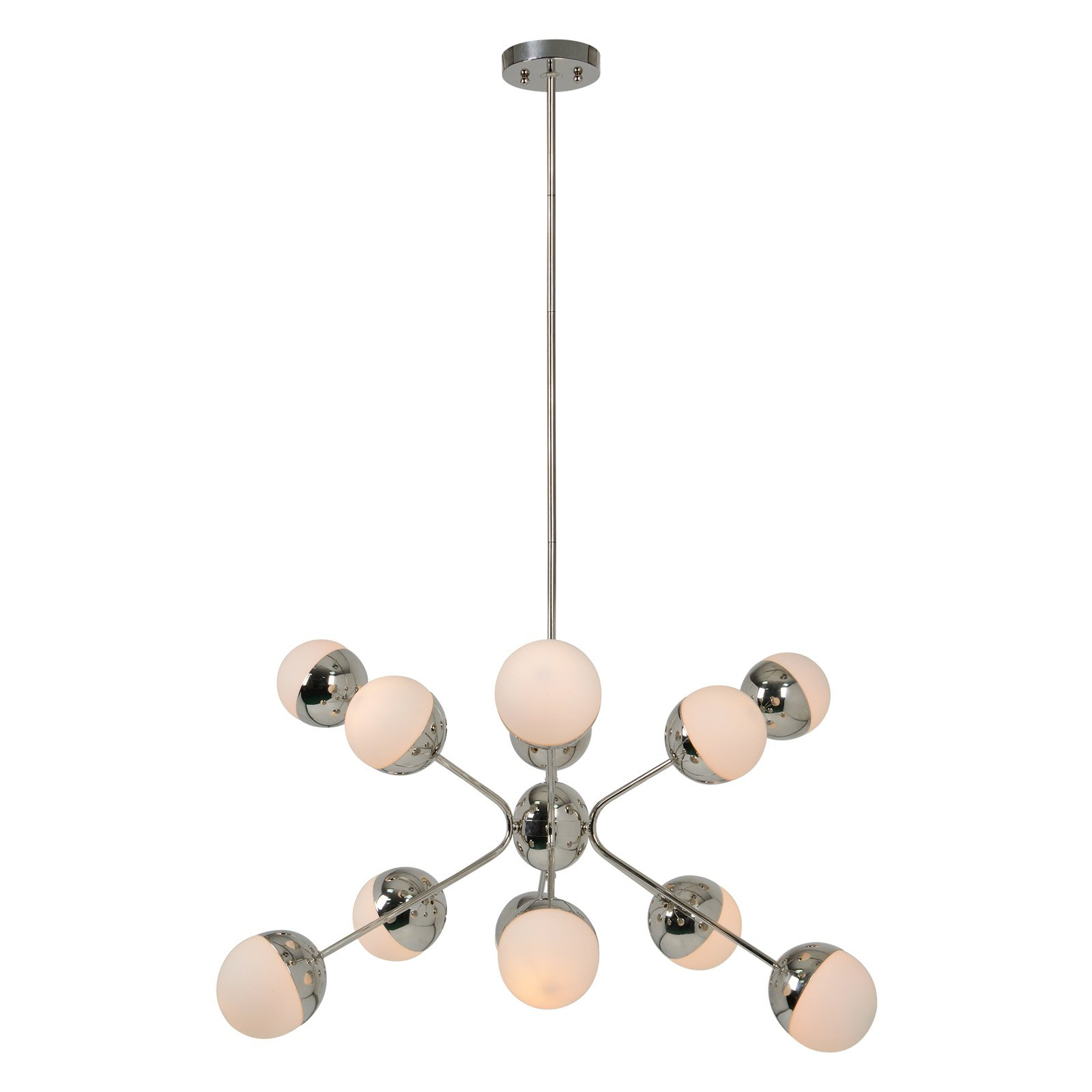 Ren Wil Krotos Lpc4077 Chandelier | Products In 2019 Within Vroman 12 Light Sputnik Chandeliers (View 23 of 30)