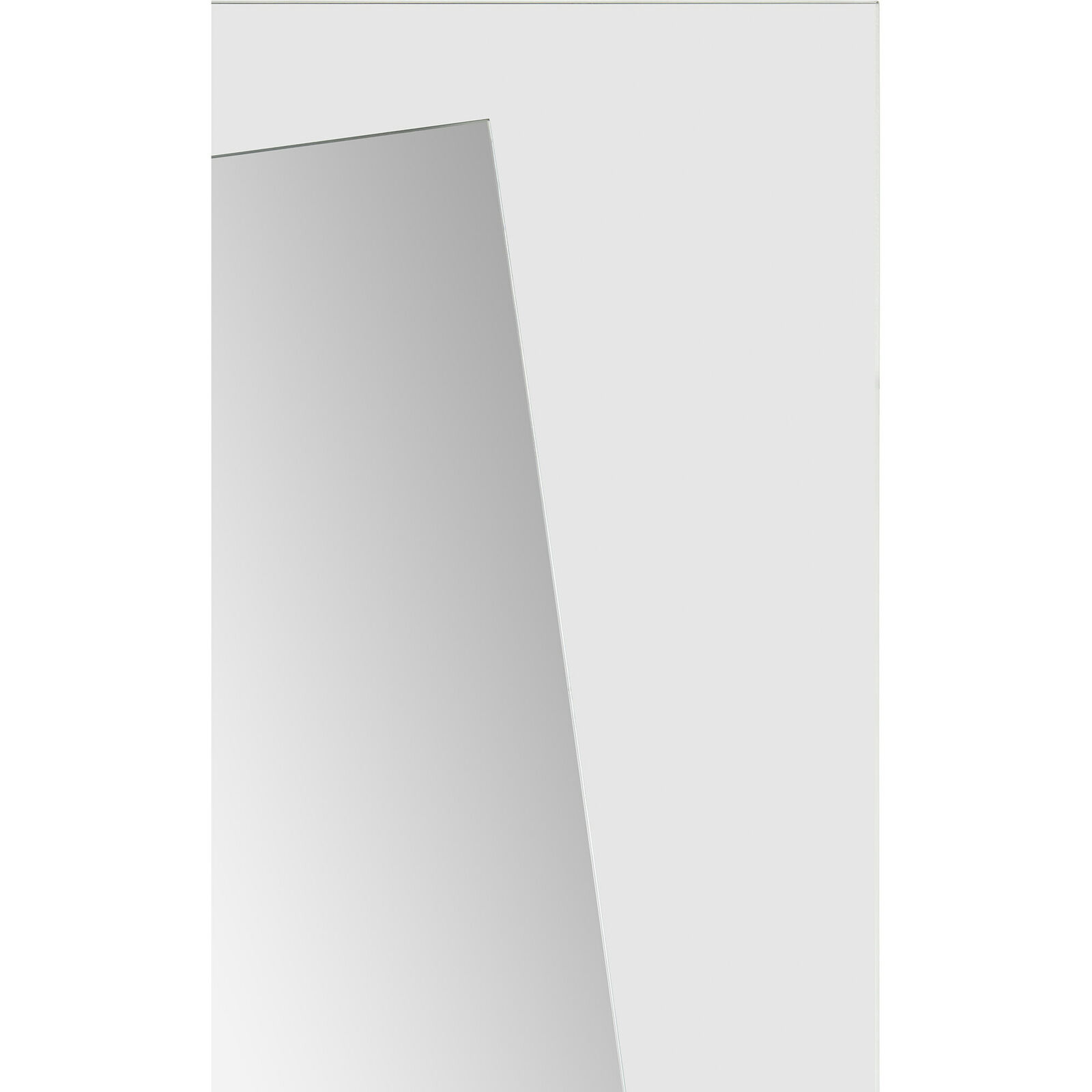 "Ren Wil Mt2128 Maude 60""h X 30"" W Abstract Wall Mirror With Geometric  Accent – Inside Maude Accent Mirrors (Gallery 26 of 30)"