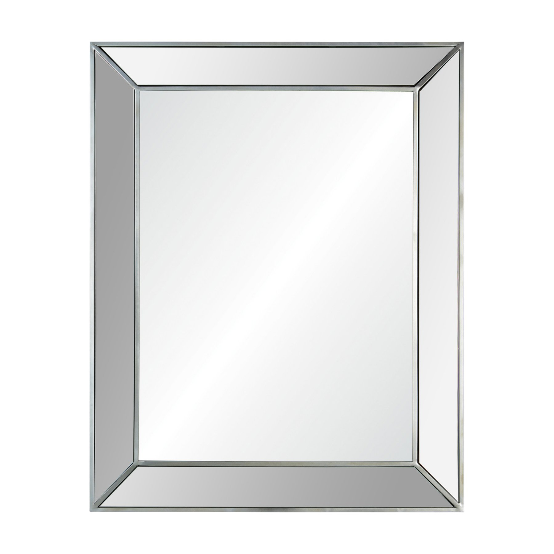 Renwil Ary Wall Mirror   40W X 50H In. In 2019 | Products For Koeller Industrial Metal Wall Mirrors (Photo 13 of 30)