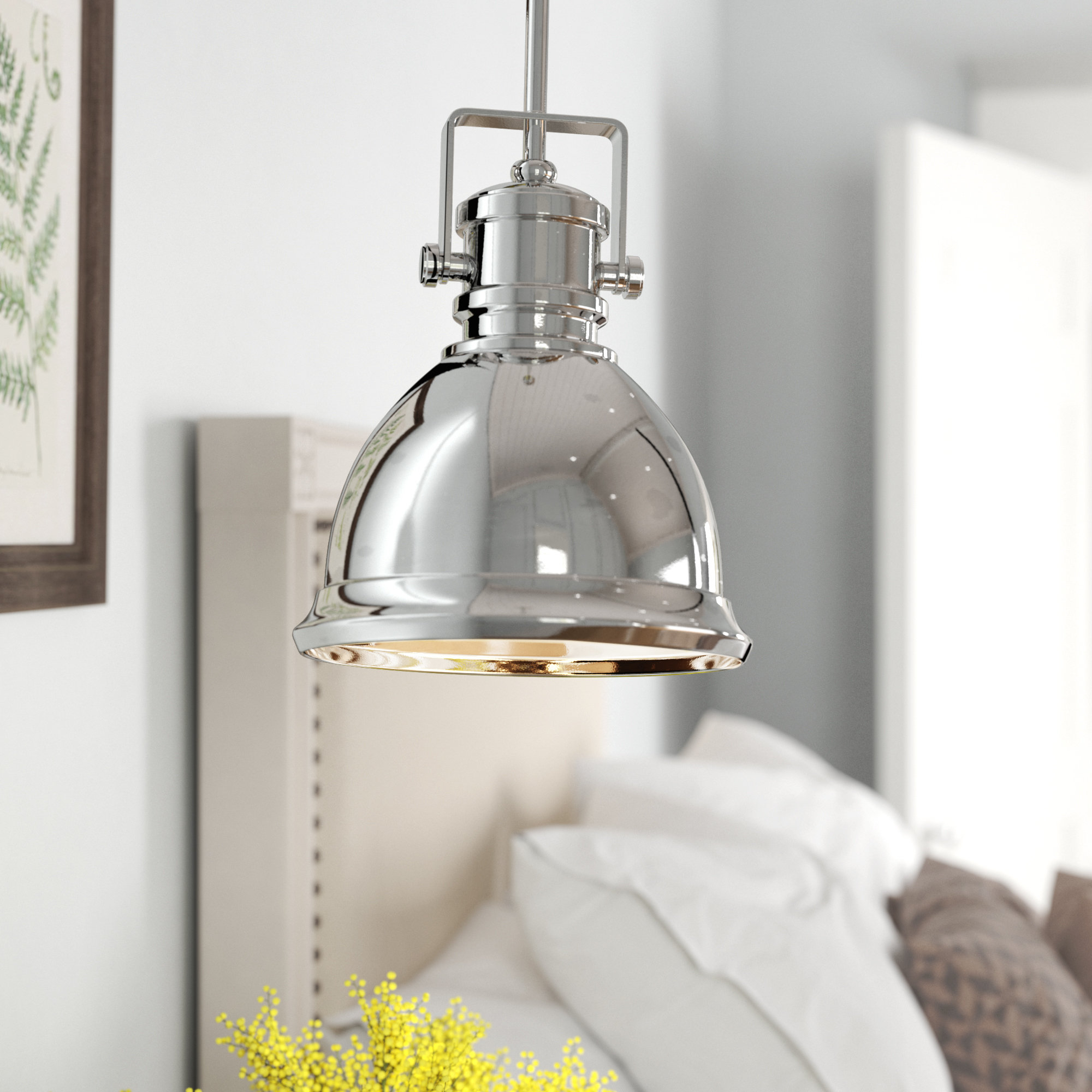 Rhodes 1 Light Cone Pendant With Finlayson Iron Gate 1 Light Single Bell Pendants (Gallery 14 of 30)