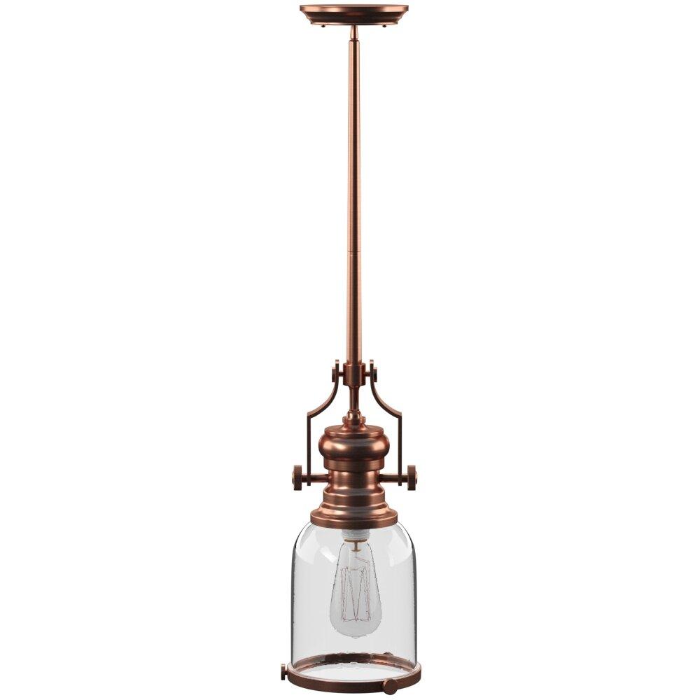 Roa 1 Light Bell Pendant Regarding Erico 1 Light Single Bell Pendants (View 8 of 30)