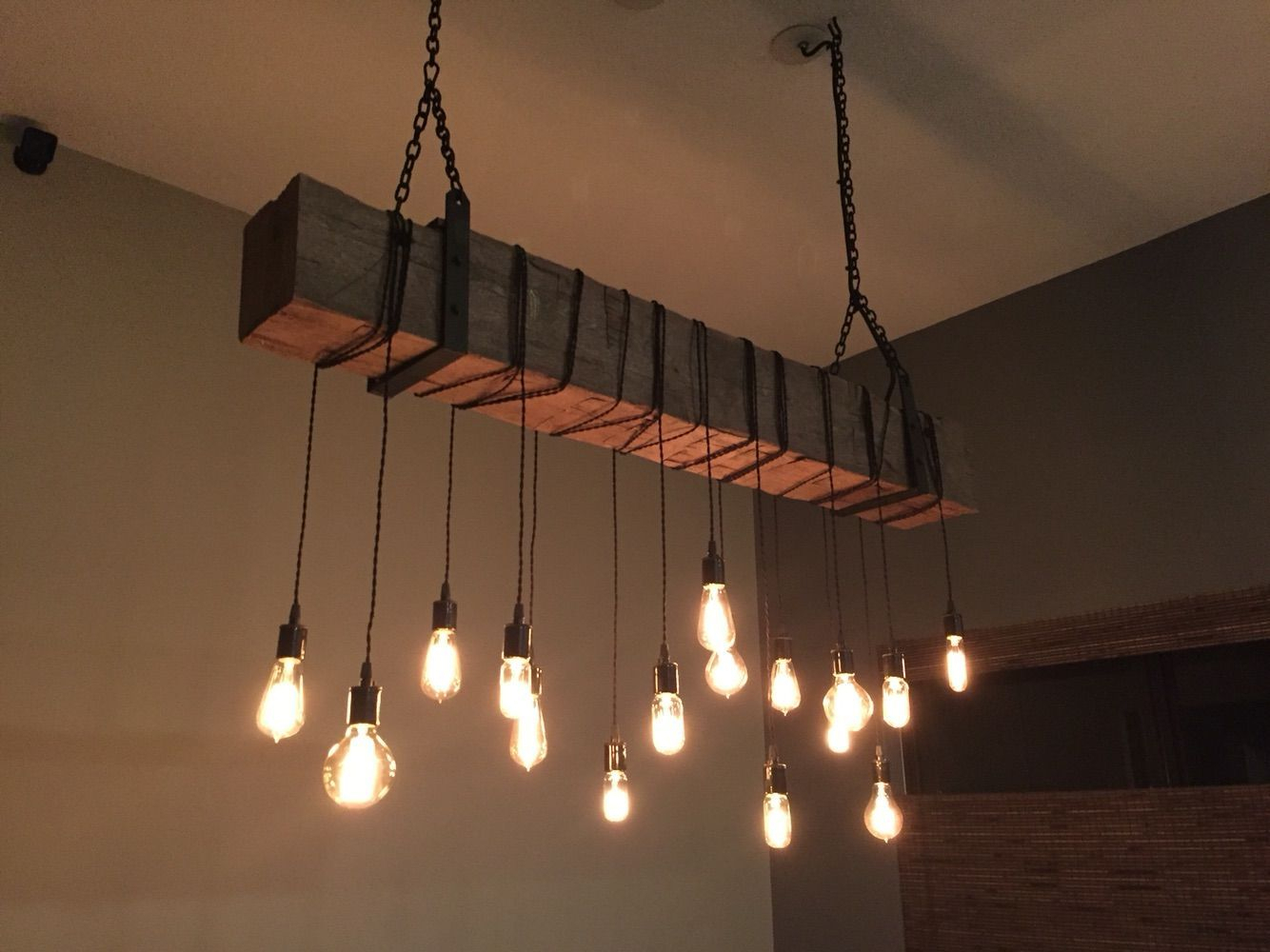 Rustic Light Fixtures Chandelier | Home Design Ideas Inside Shayla 12 Light Wagon Wheel Chandeliers (Photo 28 of 30)
