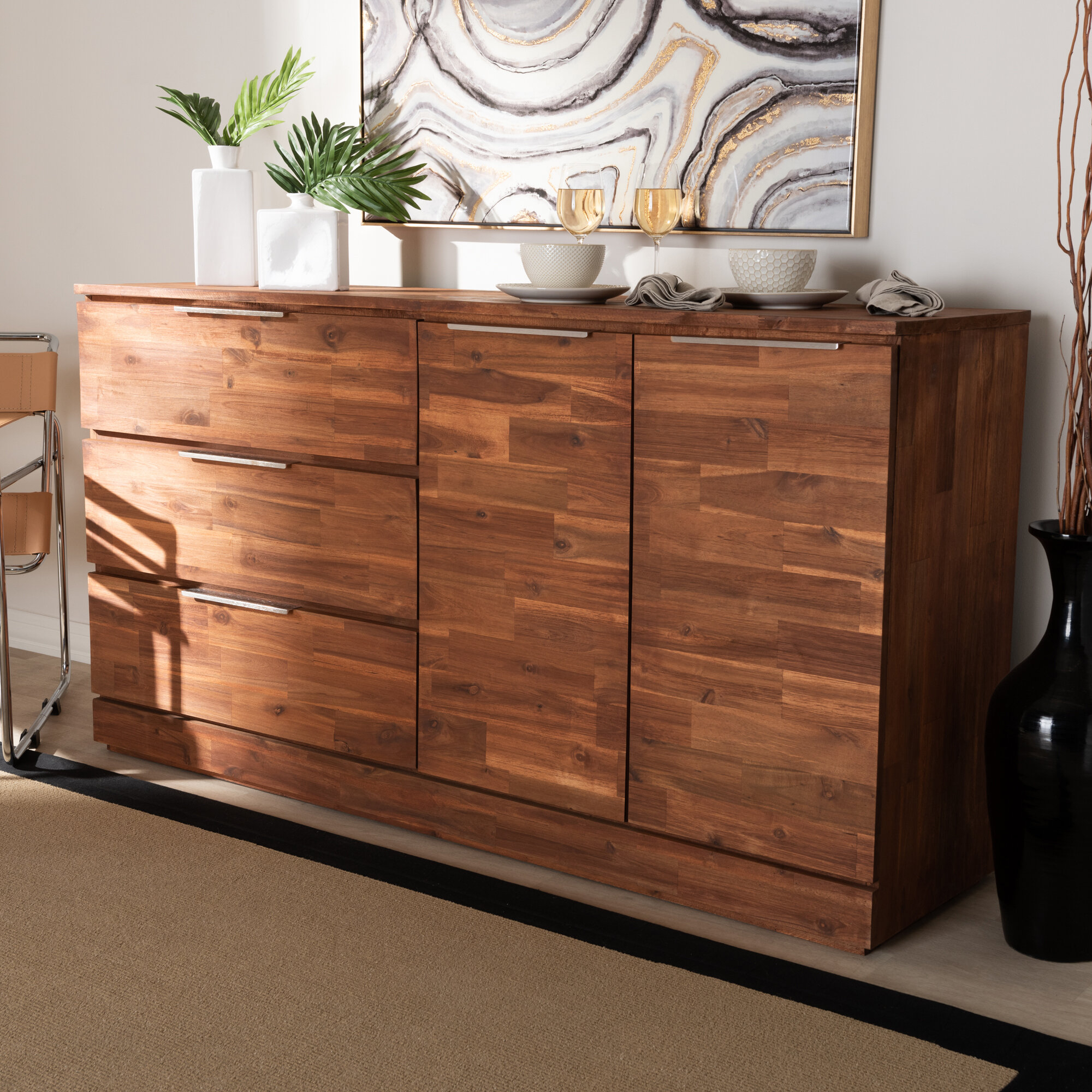 Rustic Sideboards & Buffets | Joss & Main For Seven Seas Asian Sideboards (View 19 of 23)