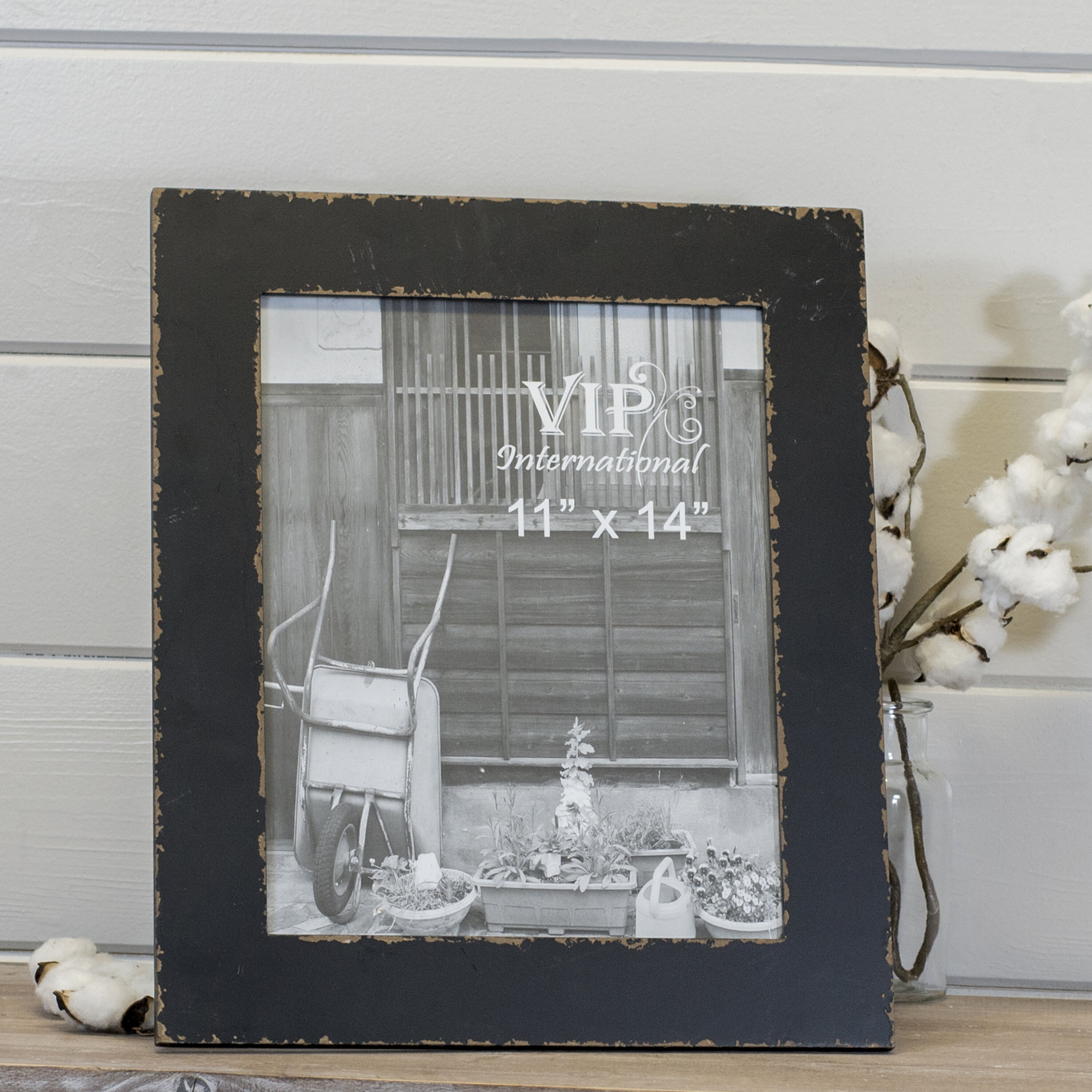 Rustic Window Picture Frame | Wayfair With Regard To Old Rustic Barn Window Frame (Photo 25 of 30)