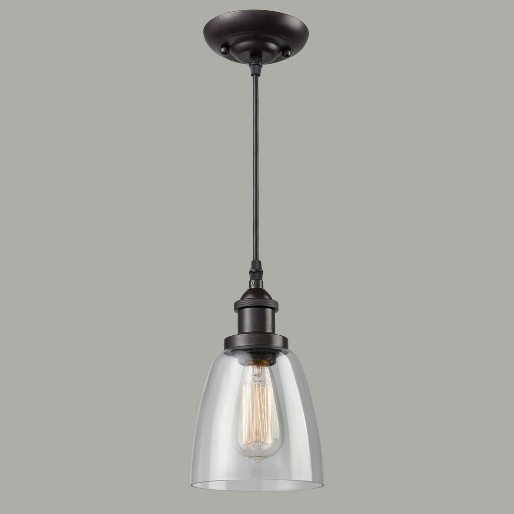 Sabbagh 1 Light Cone Pendant Pertaining To Bundaberg 1 Light Single Bell Pendants (View 13 of 30)