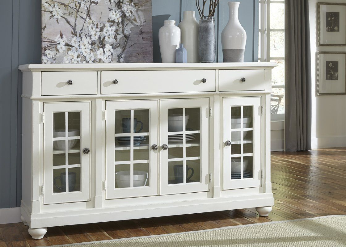 Saguenay Sideboard In 2019 | Kitchen Decor | Sideboard pertaining to Saguenay Sideboards (Image 20 of 30)