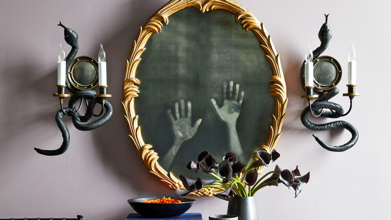 Score Big Savings: Mercury Row Yedinak Modern Distressed regarding Yedinak Modern Distressed Accent Mirrors (Image 24 of 30)