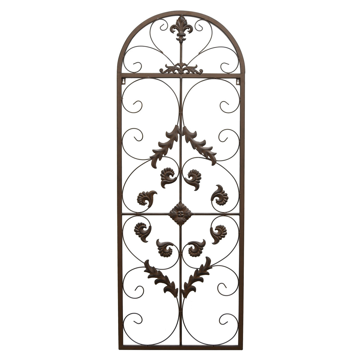 Scroll Wall Decor | Wayfair intended for Ornamental Wood And Metal Scroll Wall Decor (Image 21 of 30)
