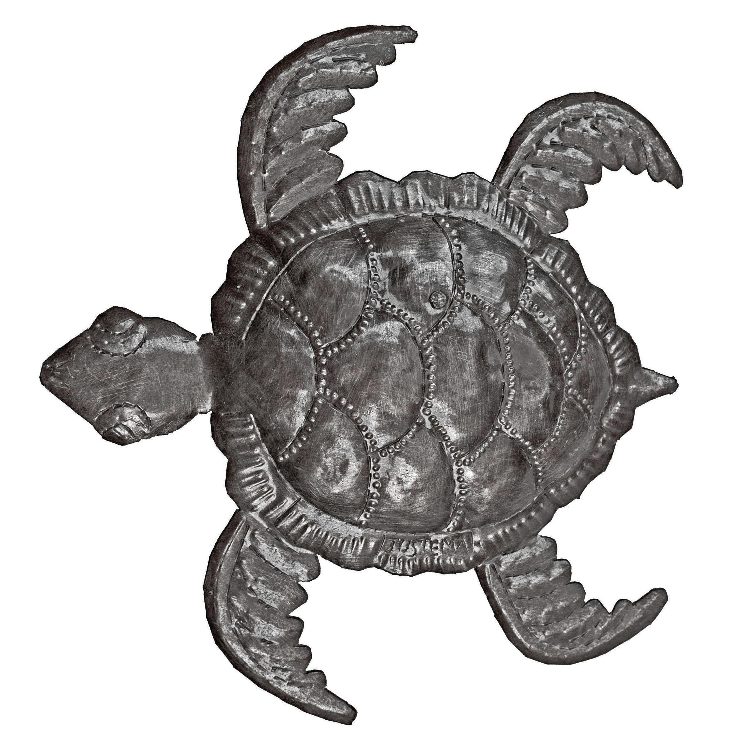 Sea Turtle Decor | Wayfair With Regard To Rhys Turtle Decor Wall Decor (View 8 of 30)