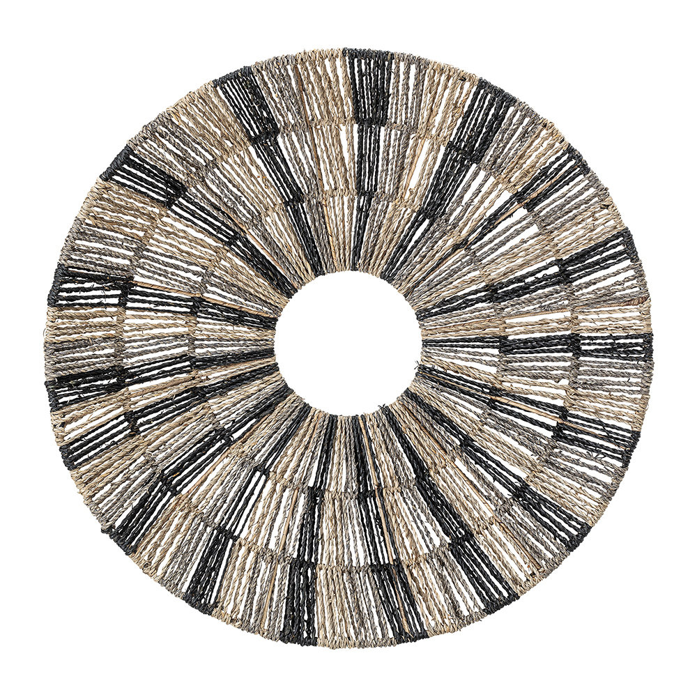 Seagrass Wall Decor - Multi pertaining to Multi Plates Wall Decor (Image 21 of 30)