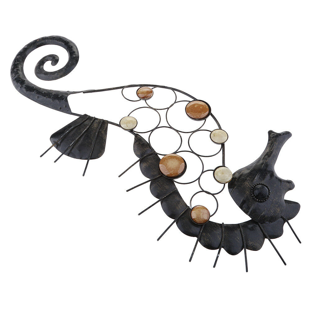 Seahorse Urban Design Metal Wall Decor For Nature Home Art Decoration Gifts In Flower Urban Design Metal Wall Decor (View 17 of 30)
