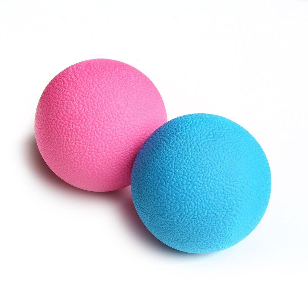 Set Of 2 Massage Balls, Odoland Massage Lacrosse Balls For for 2 Piece Trigg Wall Decor Sets (Set of 2) (Image 18 of 30)