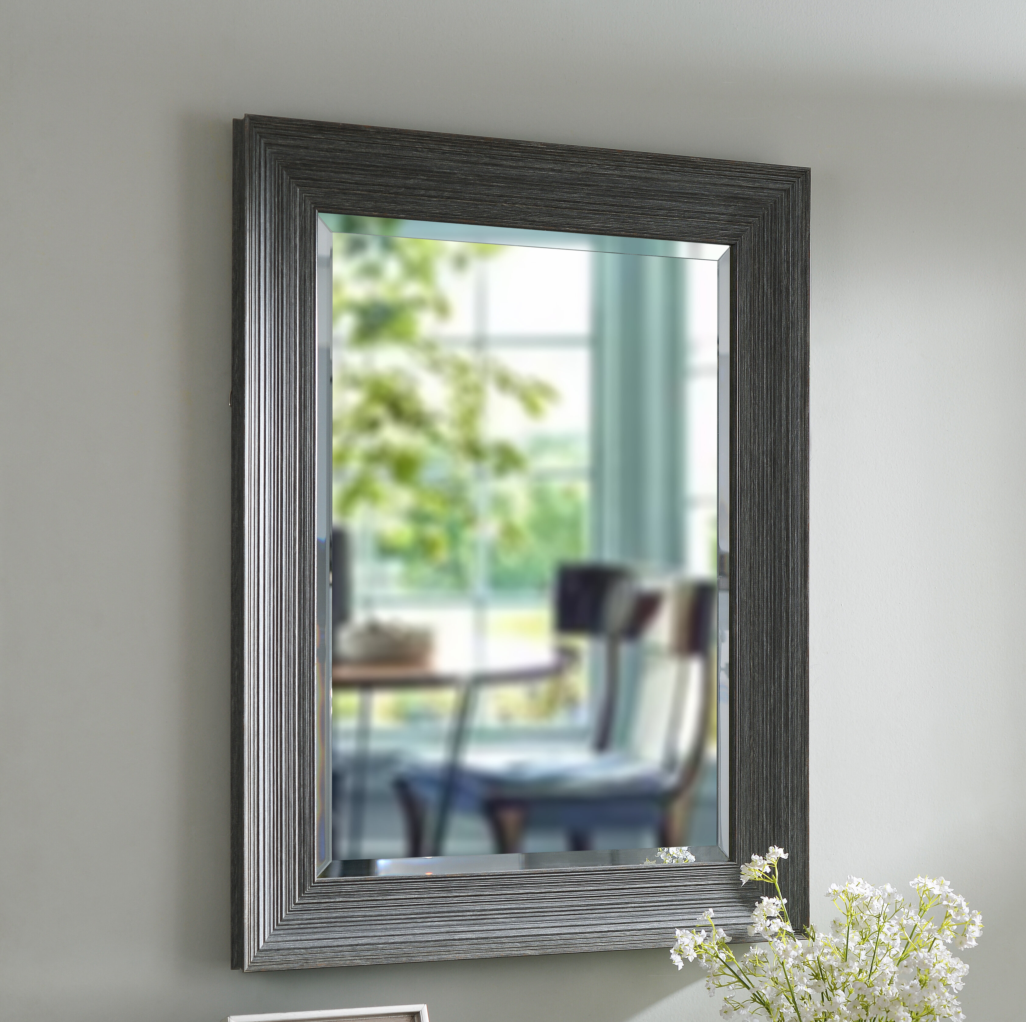 Shabby Elegance Mirror | Wayfair Throughout Epinal Shabby Elegance Wall Mirrors (View 22 of 30)