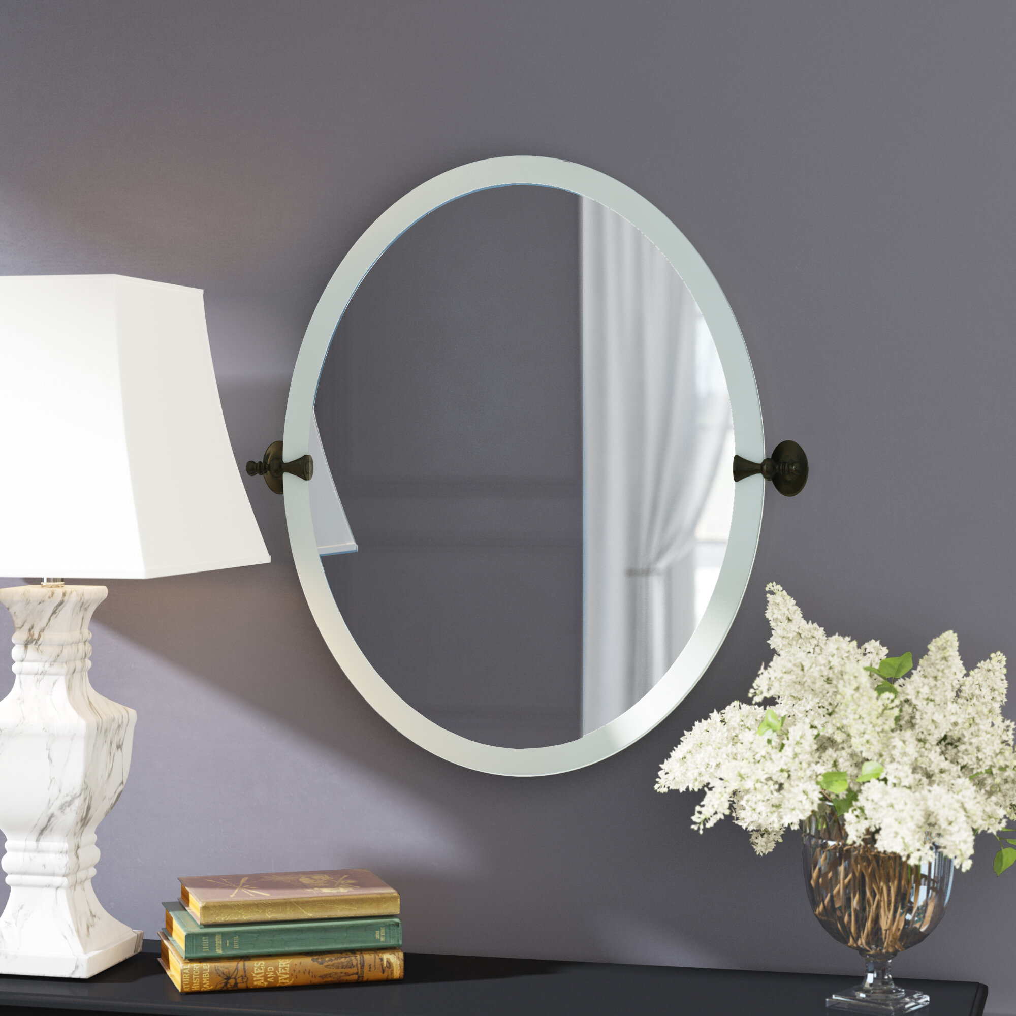Shabby Elegance Mirror | Wayfair With Regard To Epinal Shabby Elegance Wall Mirrors (View 24 of 30)