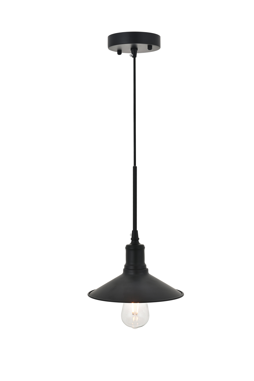 Shetler 1-Light Cone Pendant in Stetson 1-Light Bowl Pendants (Image 21 of 30)