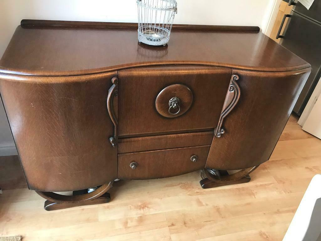 Sideboard Art Deco – Vintage | In Raunds, Northamptonshire | Gumtree In Raunds Sideboards (View 7 of 30)