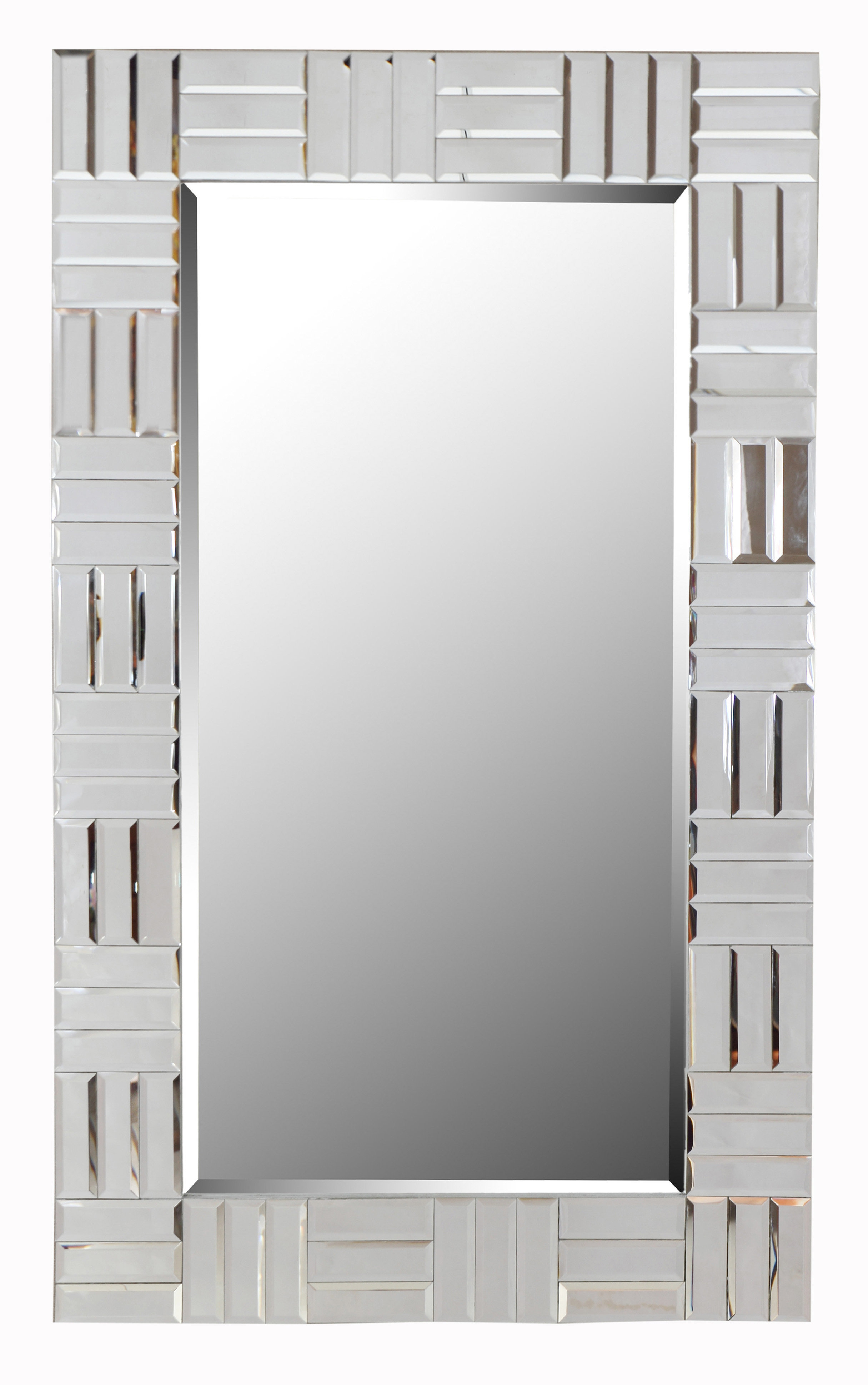 Featured Photo of Silver Frame Accent Mirrors