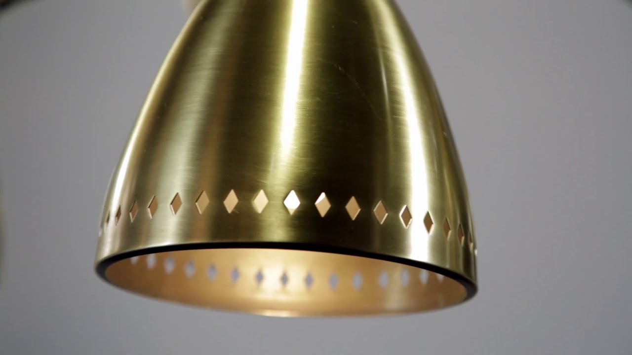 Solaris Aged Brass 5 Light Chandelier with regard to Millbrook 5-Light Shaded Chandeliers (Image 25 of 30)