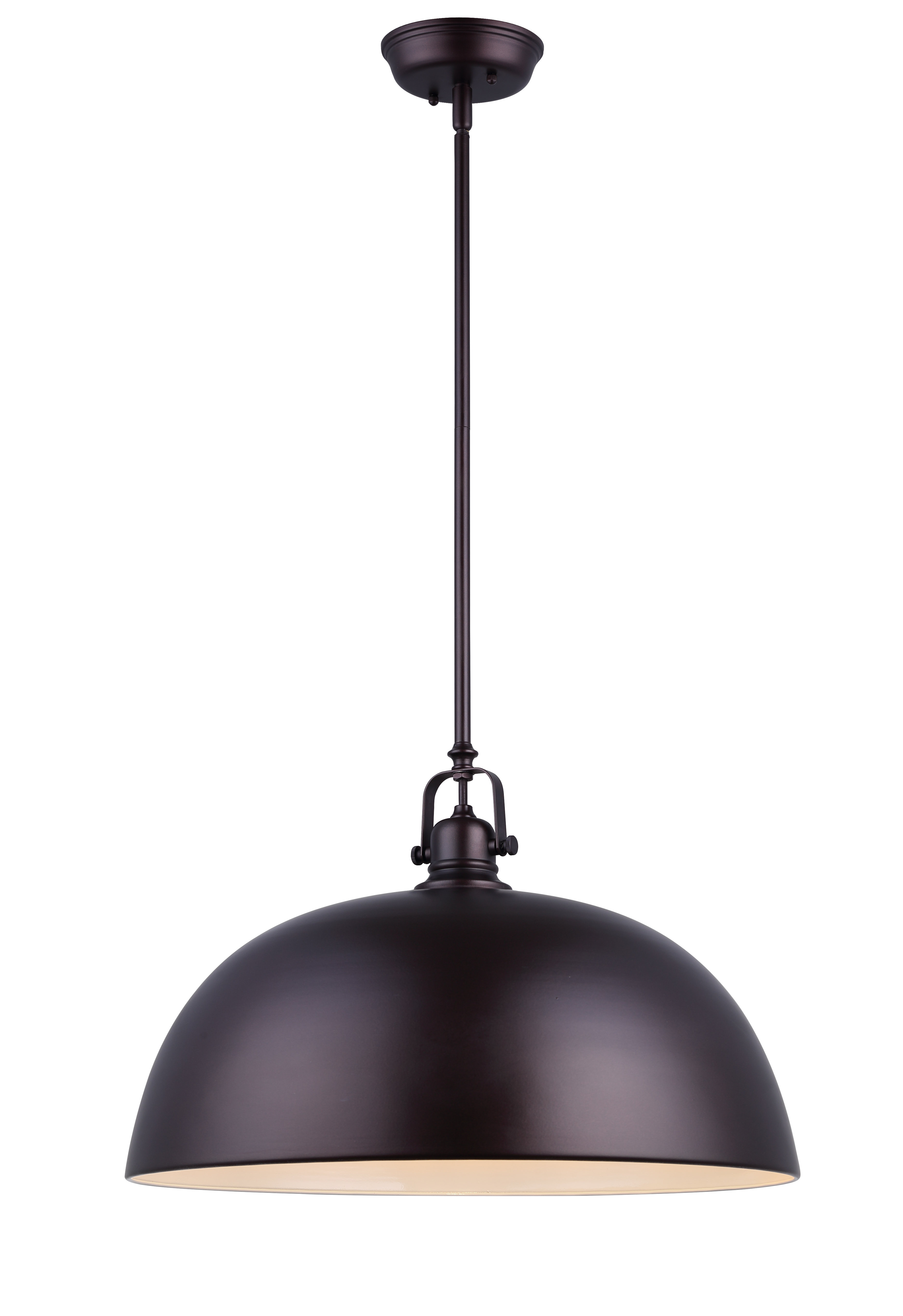Southlake 1-Light Single Dome Pendant with Conover 1-Light Dome Pendants (Image 27 of 30)
