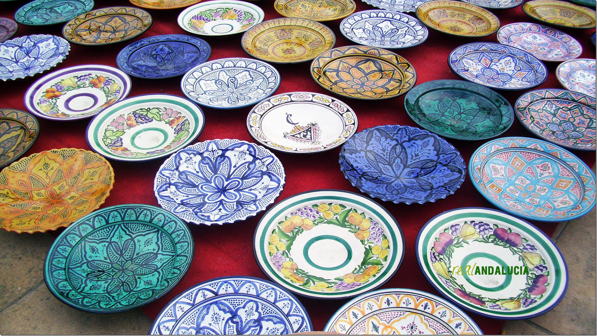 Spanish Decorative Wall Plates | Decoration For Home Pertaining To Spanish Ornamental Wall Decor (View 6 of 30)