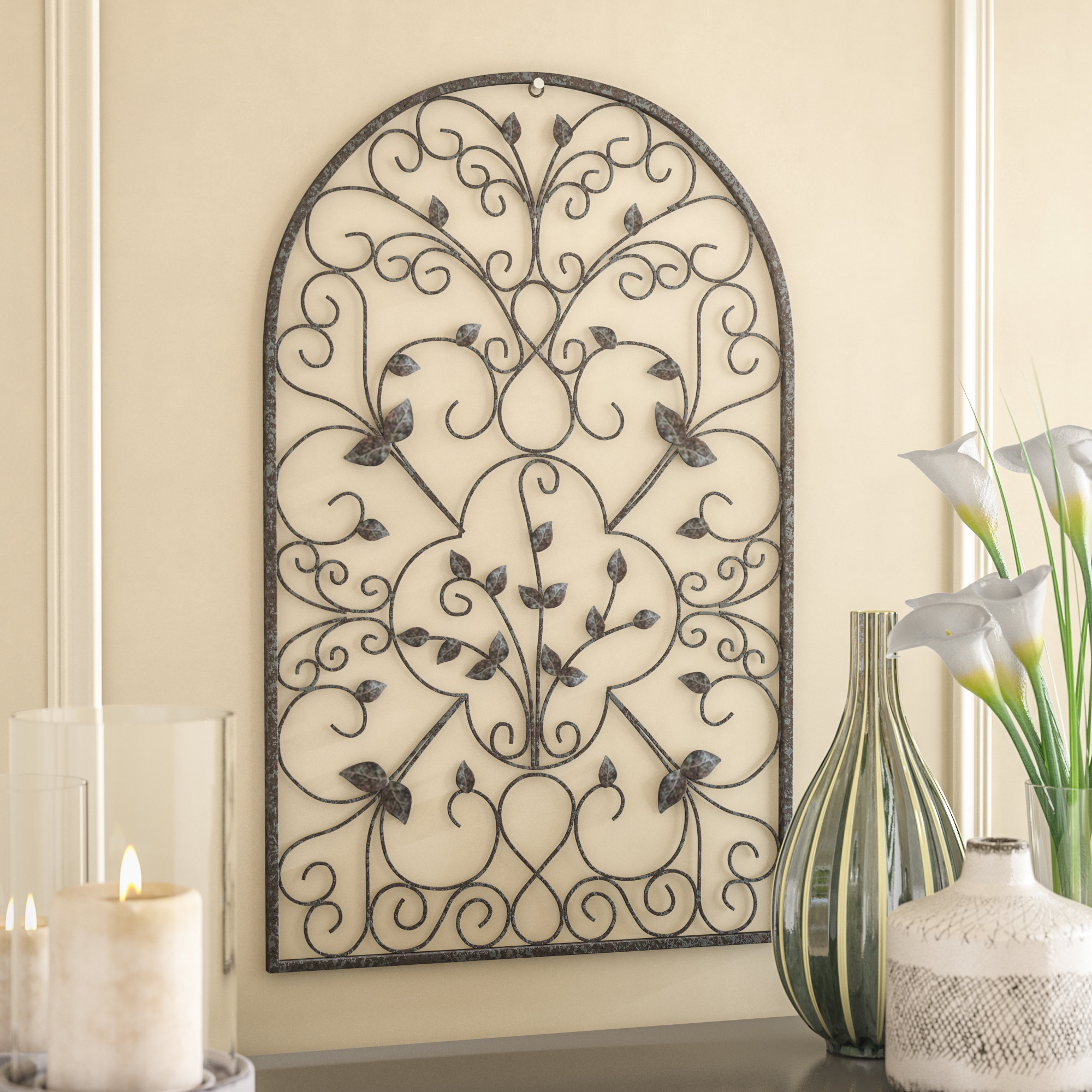 Spanish Ornamental Wall Décor Within Spanish Ornamental Wall Decor (View 7 of 30)