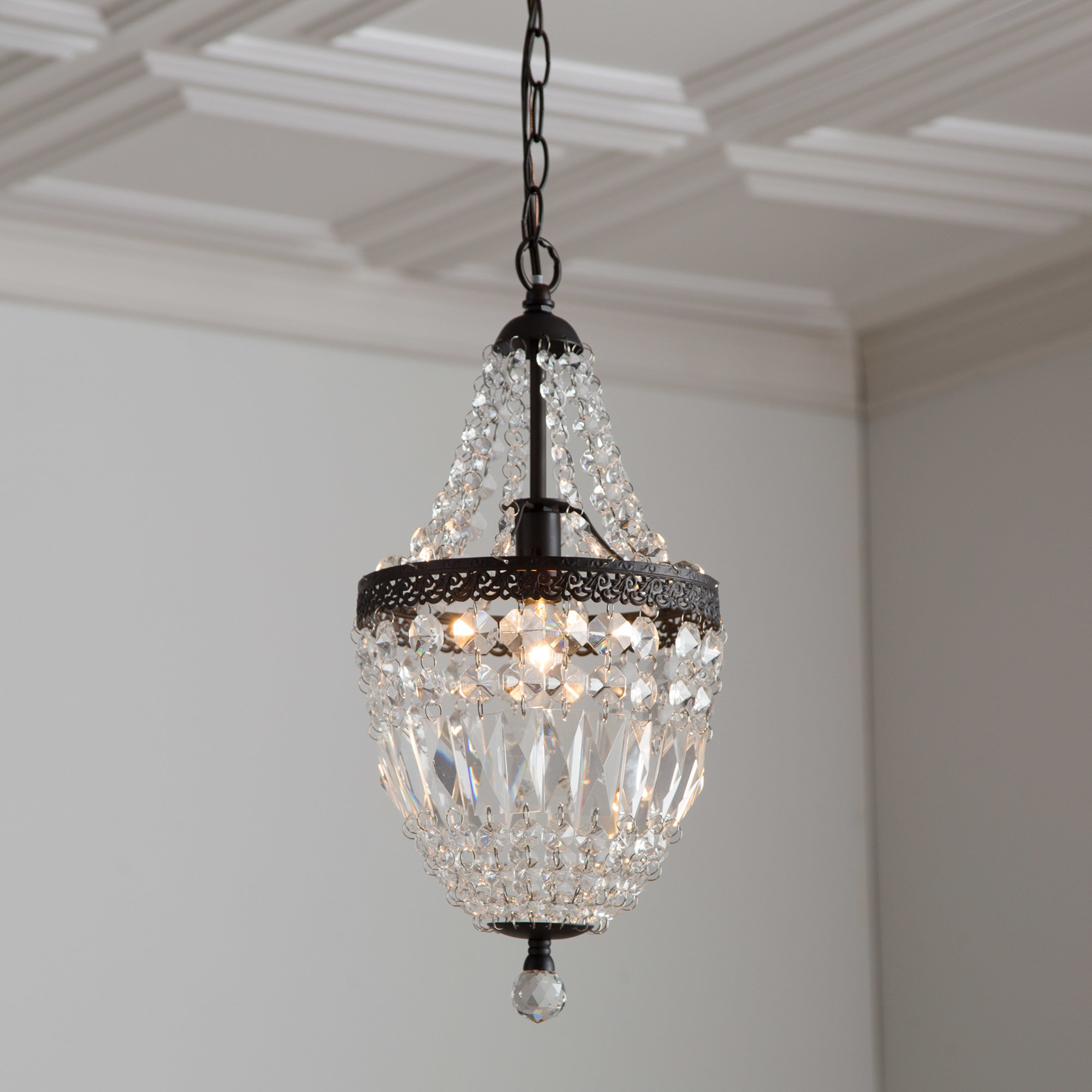 Featured Photo of Spokane 1 Light Single Urn Pendants