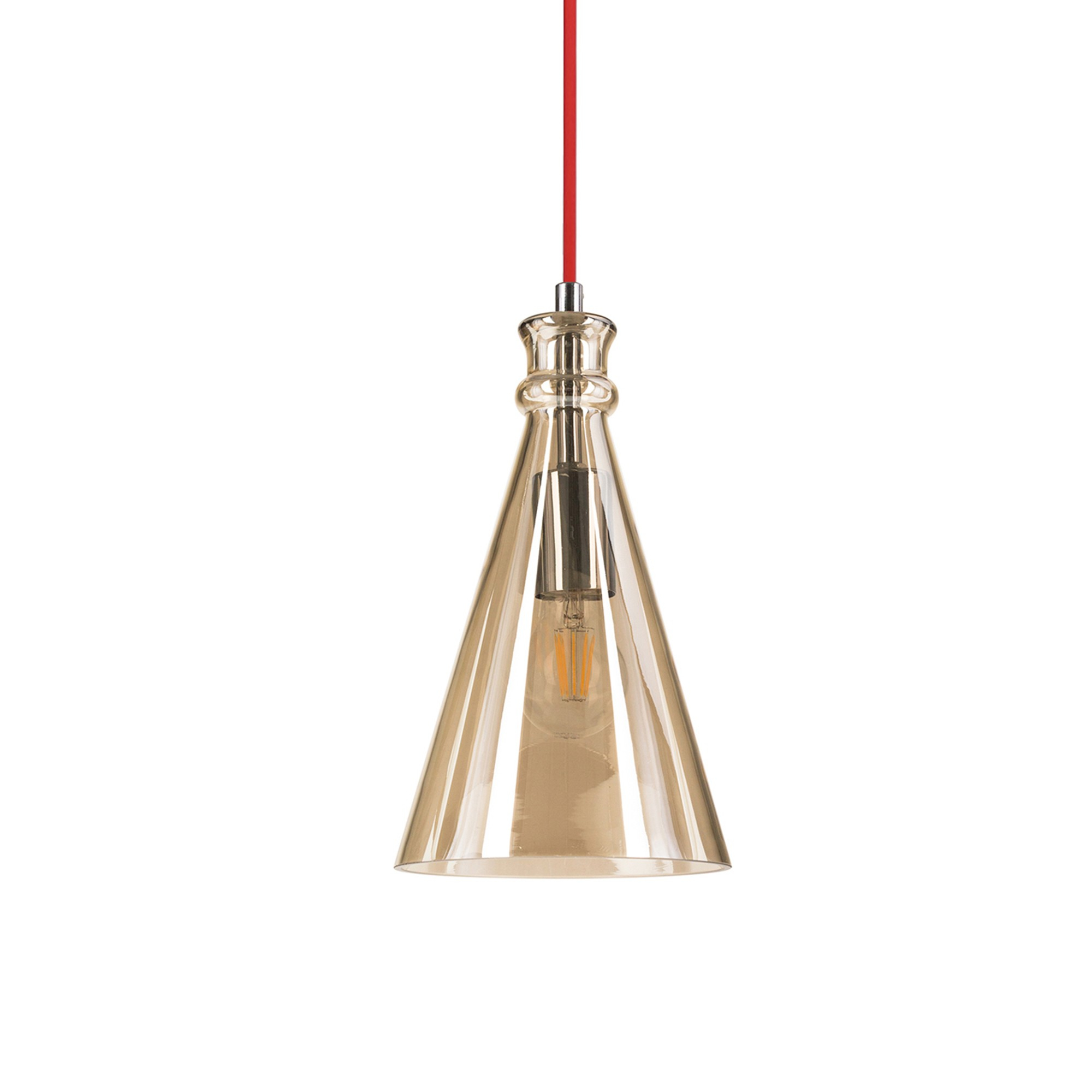 Spot Light Serena Cone Ceiling Pendant Light Intended For Guro 1 Light Cone Pendants (View 7 of 30)