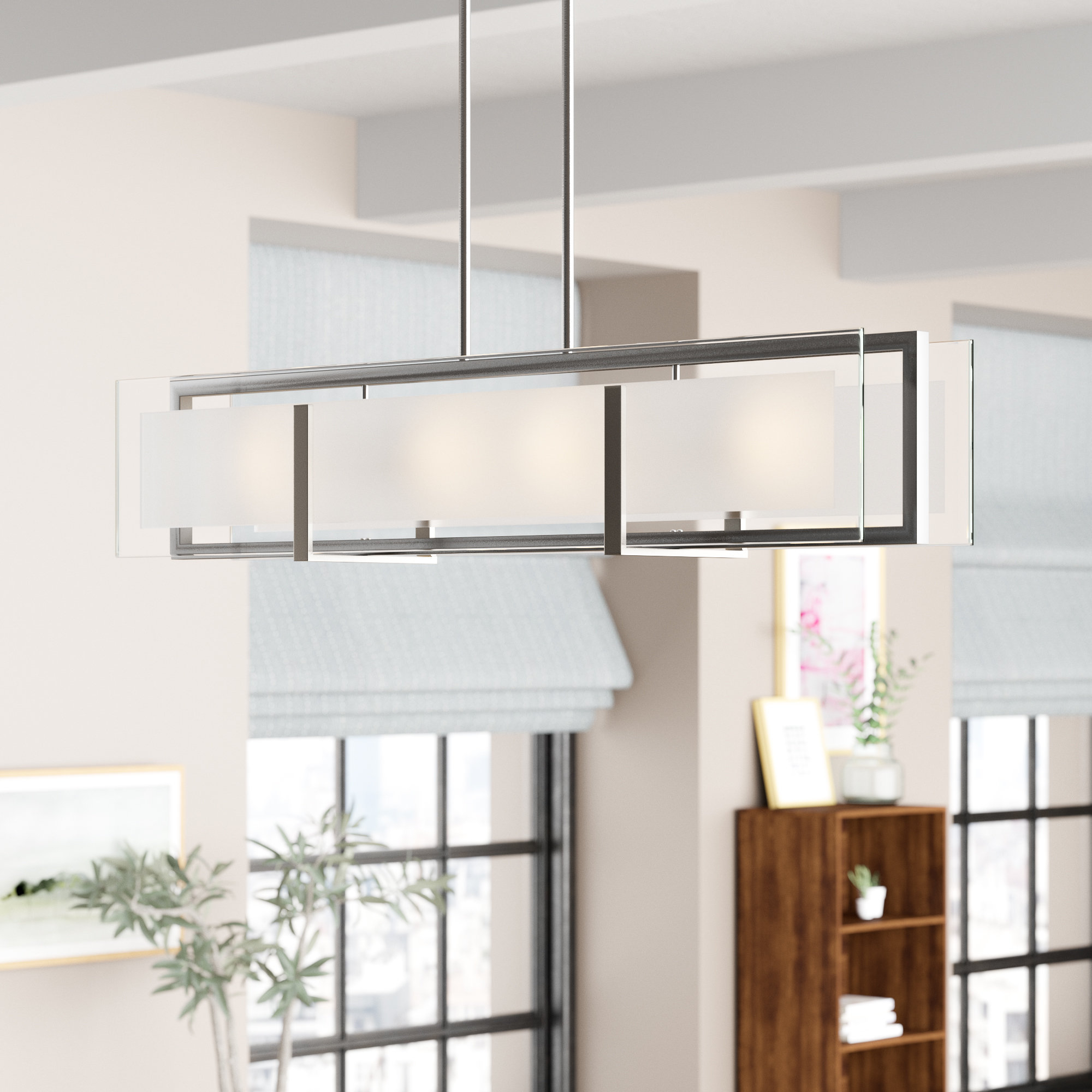 Square & Rectangular Chandeliers Sale – Up To 65% Off Until With Regard To Hewitt 4 Light Square Chandeliers (View 4 of 30)
