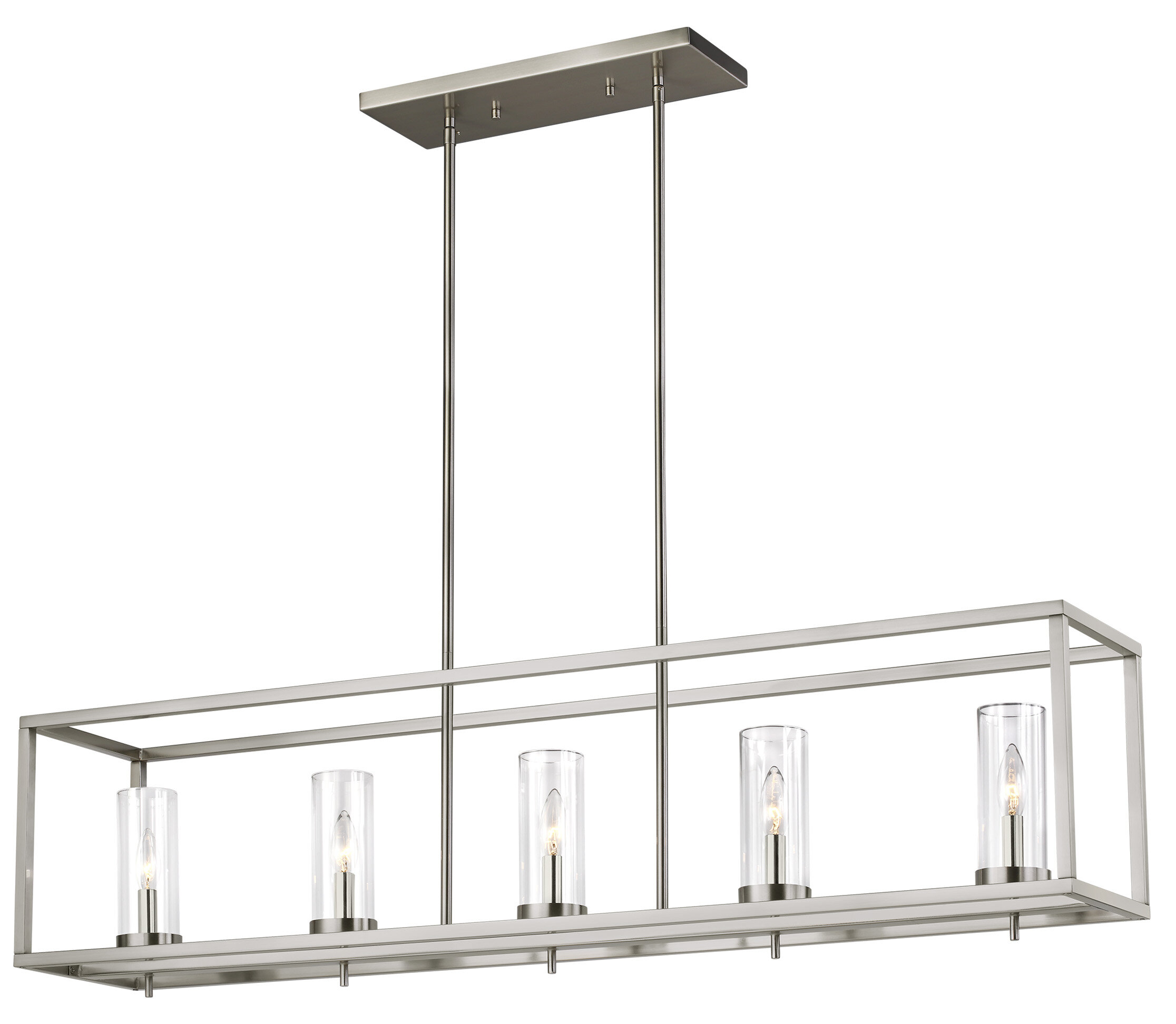 Square & Rectangular Chandeliers Sale – Up To 65% Off Until Within Hewitt 4 Light Square Chandeliers (View 2 of 30)