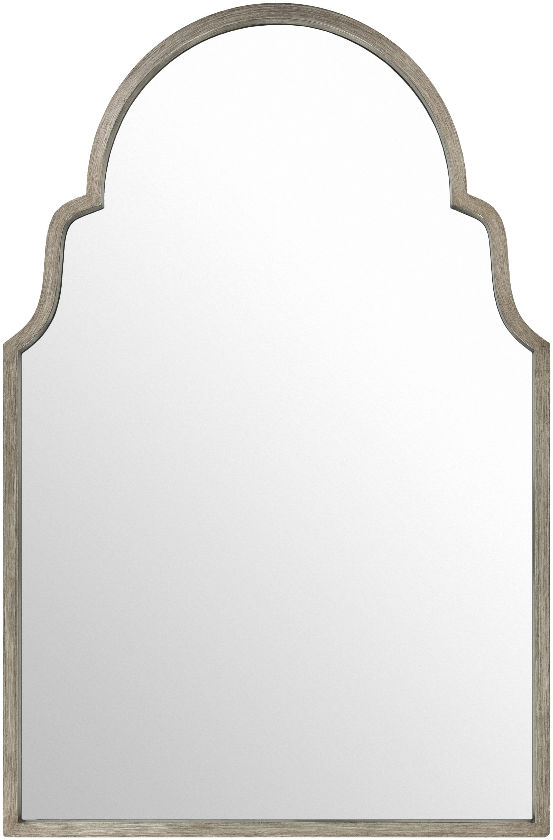 Stallings Modern And Contemporary Accent Mirror Intended For Menachem Modern & Contemporary Accent Mirrors (Image 24 of 30)