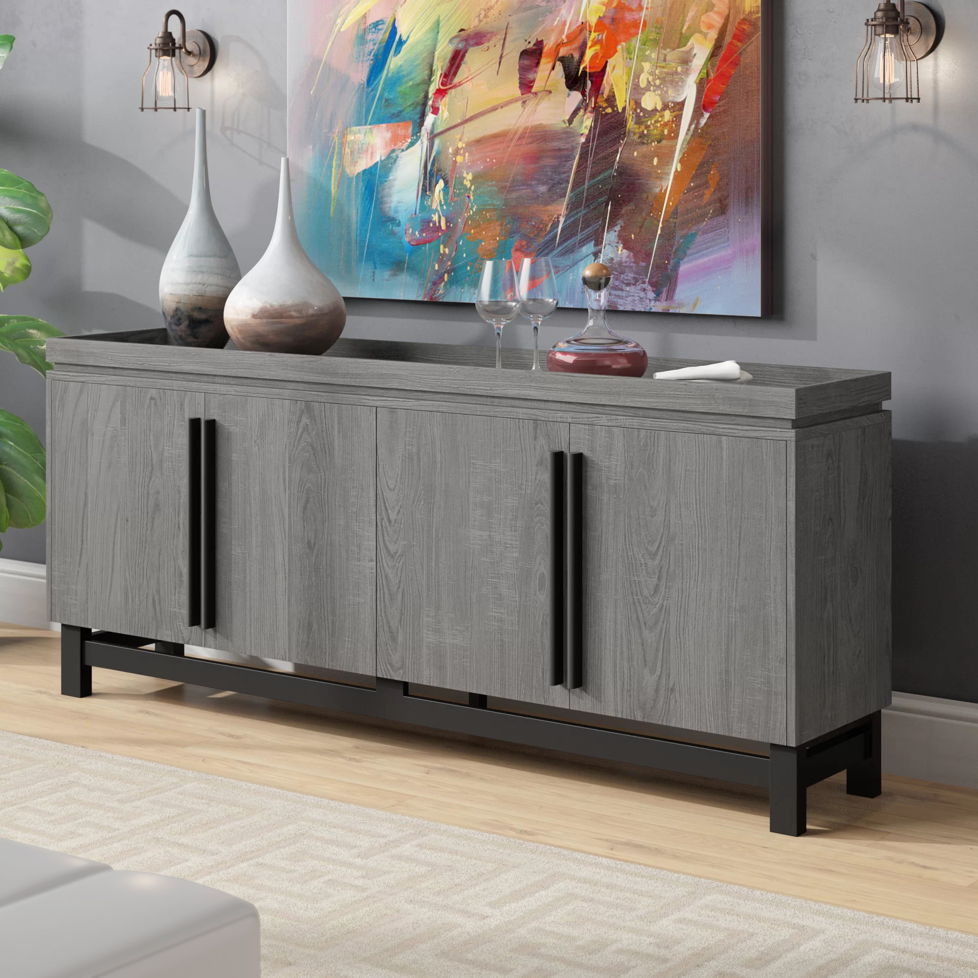 Stella Sideboard within Rosson Sideboards (Image 22 of 30)