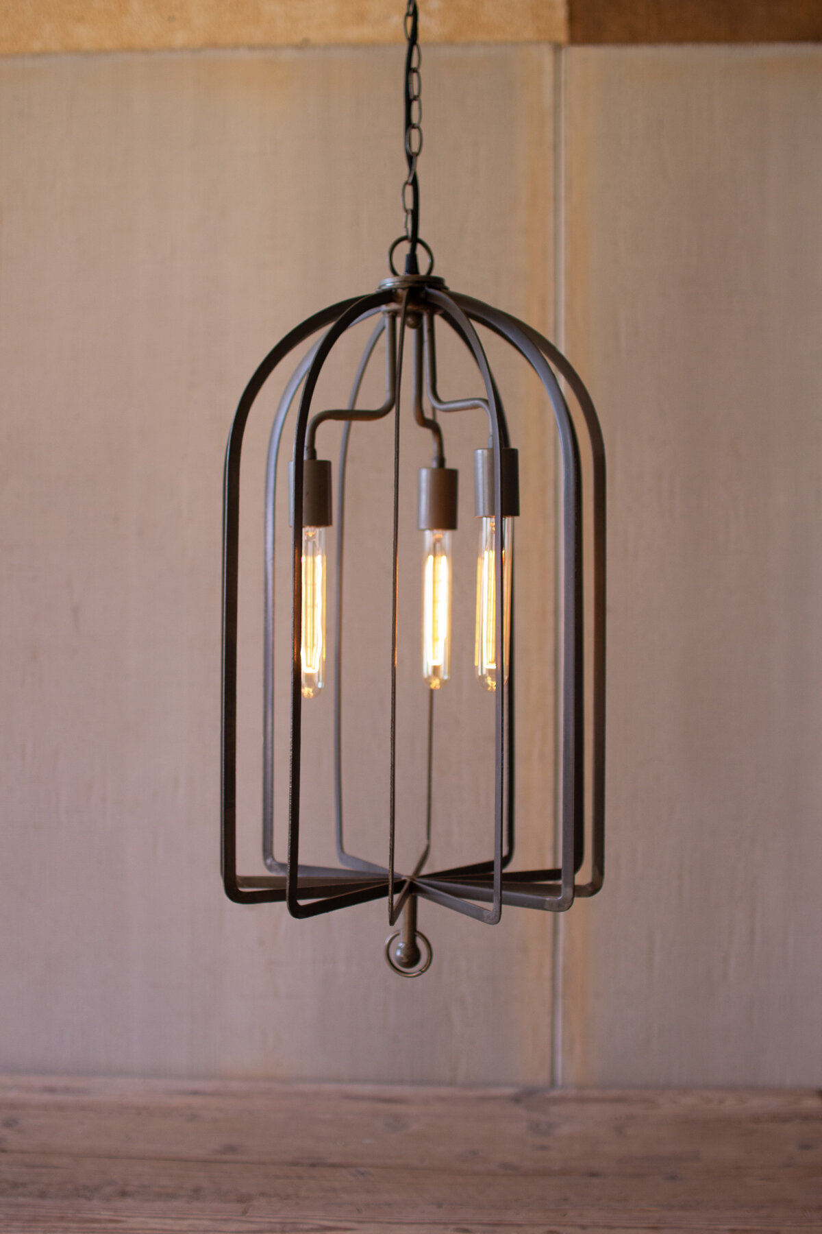 Streit 3-Light Lantern Cylinder Pendant intended for Chauvin 3-Light Lantern Geometric Pendants (Image 27 of 30)