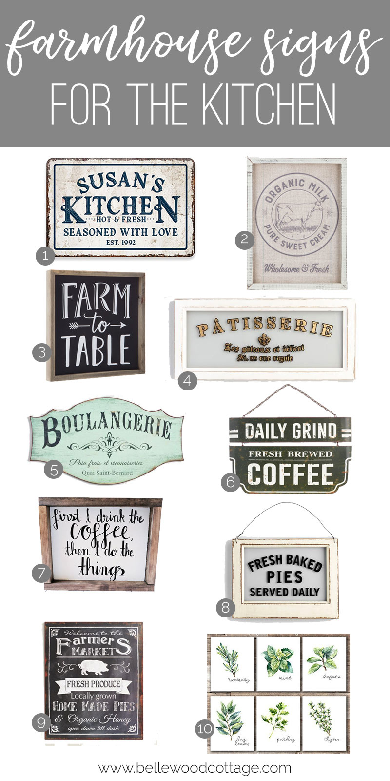 Sttiafrica/i/2019/07/signs Decor Round Style K With Regard To Personalized Distressed Vintage Look Kitchen Metal Sign Wall Decor (View 13 of 30)