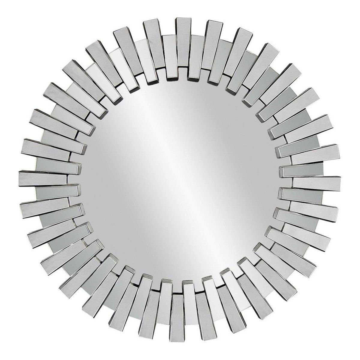 Sunburst Mirrors Have Been Brightening Interiors For Intended For Deniece Sunburst Round Wall Mirrors (View 24 of 30)