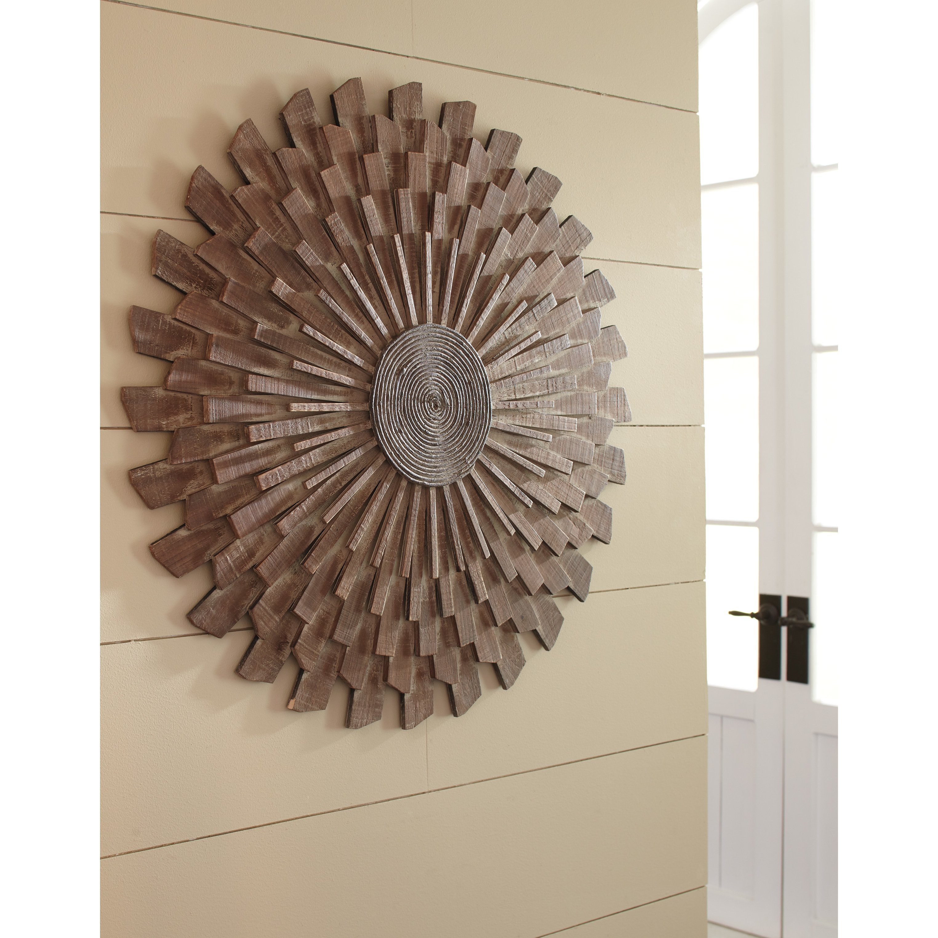 Sunburst Wall Decor – Pmpresssecretariat With Wall Decor By World Menagerie (View 10 of 30)