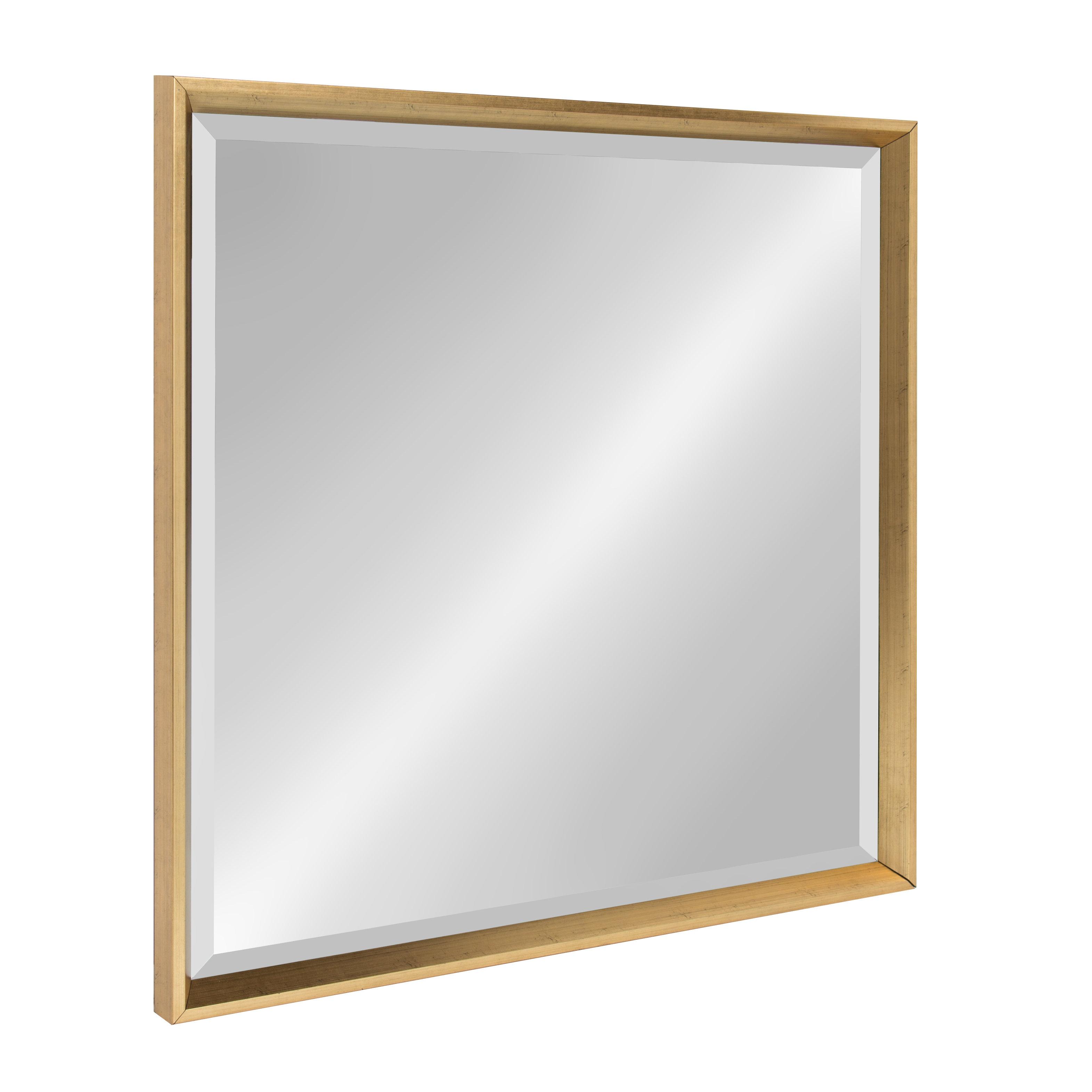 Sundown Framed Glam Beveled Accent Mirror Within Glam Beveled Accent Mirrors (View 13 of 30)