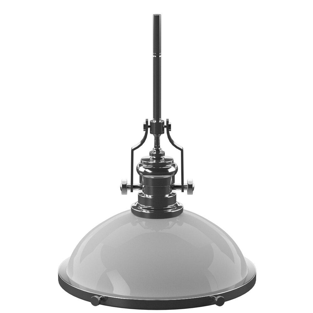 Susan 1-Light Single Dome Pendant with Granville 2-Light Single Dome Pendants (Image 28 of 30)