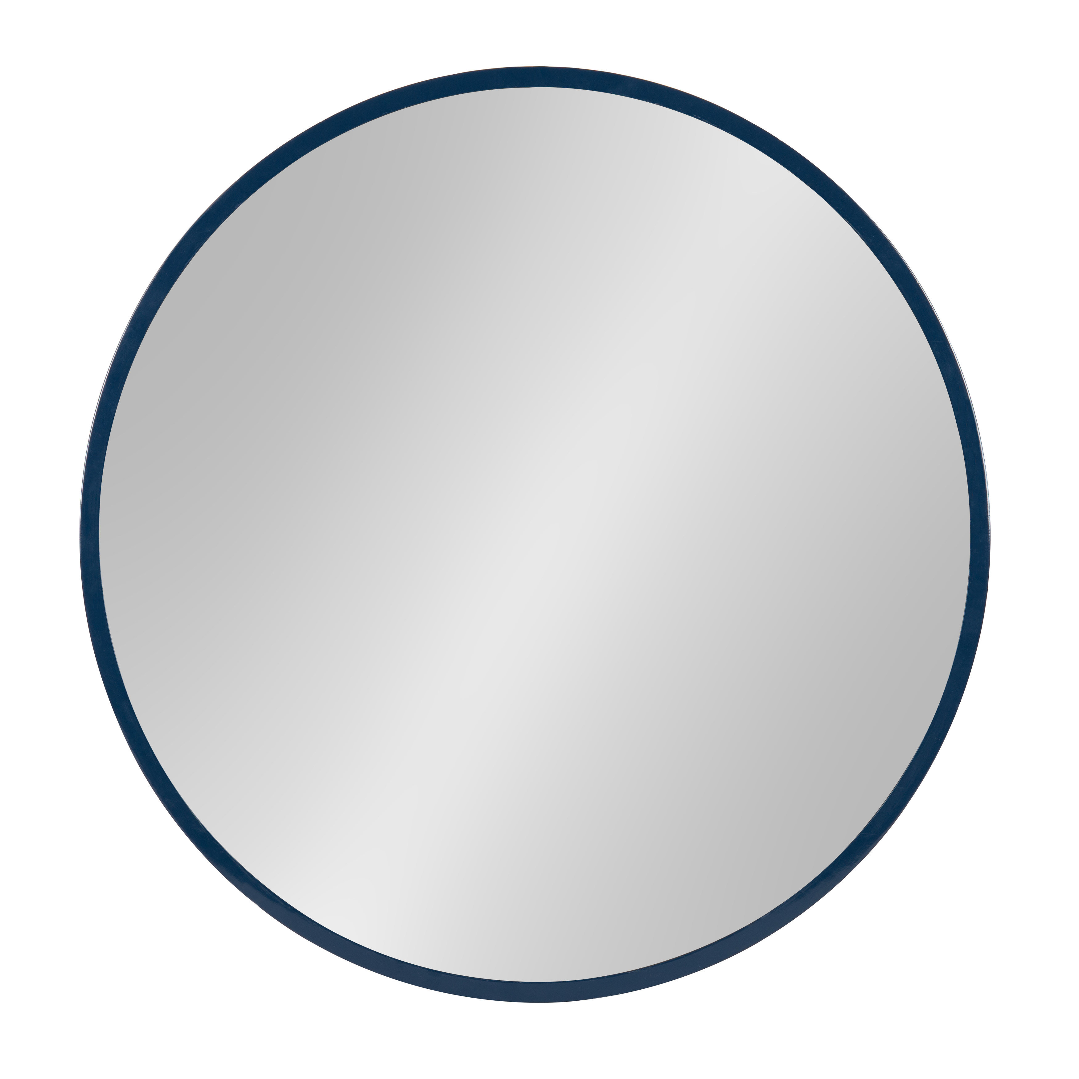 Swagger Accent Wall Mirror & Reviews | Allmodern For Alie Traditional Beveled Distressed Accent Mirrors (Image 28 of 30)
