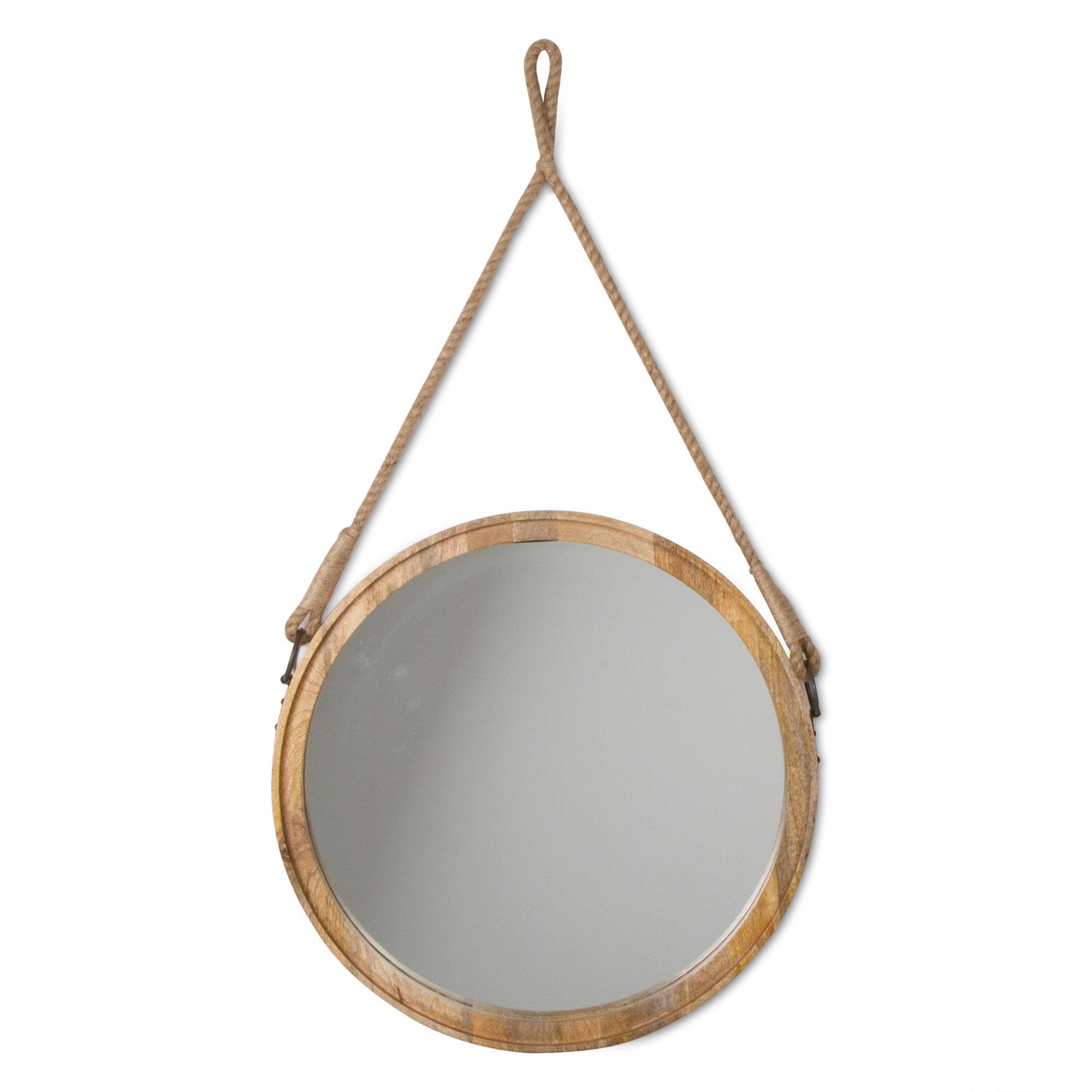 Tag Mango Wood Accent Mirror Pertaining To Wood Accent Mirrors (View 23 of 30)