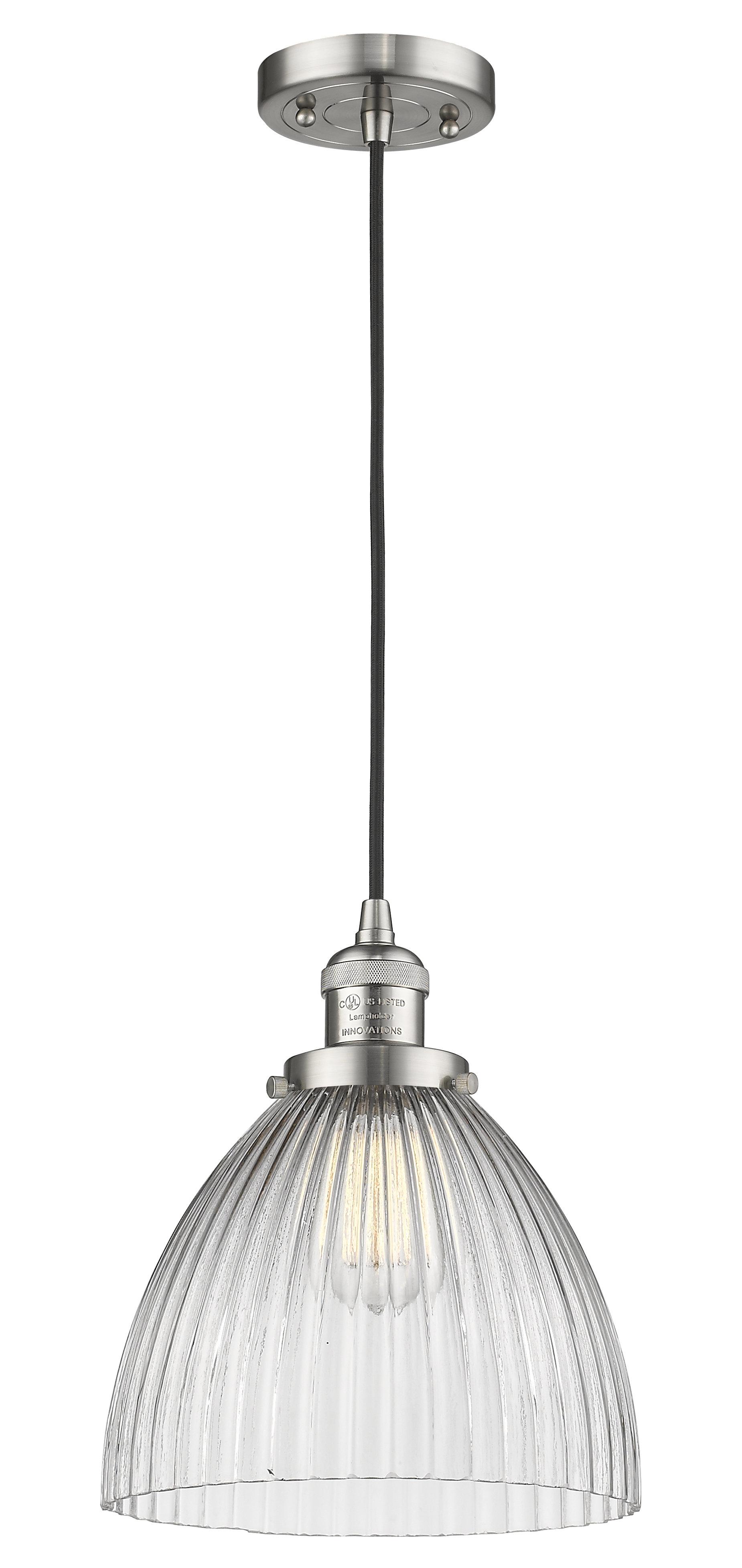 Tallulah 1 Light Single Bell Pendant For 1 Light Single Bell Pendants (View 26 of 30)