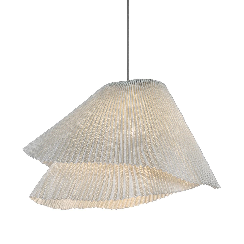 Tempo Vivace Pendant Light with Alverez 4-Light Drum Chandeliers (Image 30 of 30)