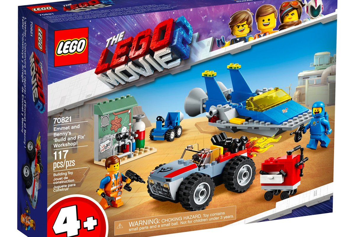 The 21 Lego Sets From The Lego Movie 2: The Second Part - Every with regard to 2 Piece Trigg Wall Decor Sets (Set of 2) (Image 22 of 30)