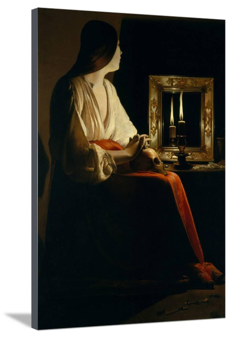 The Penitent Magdalen, C (View 19 of 30)