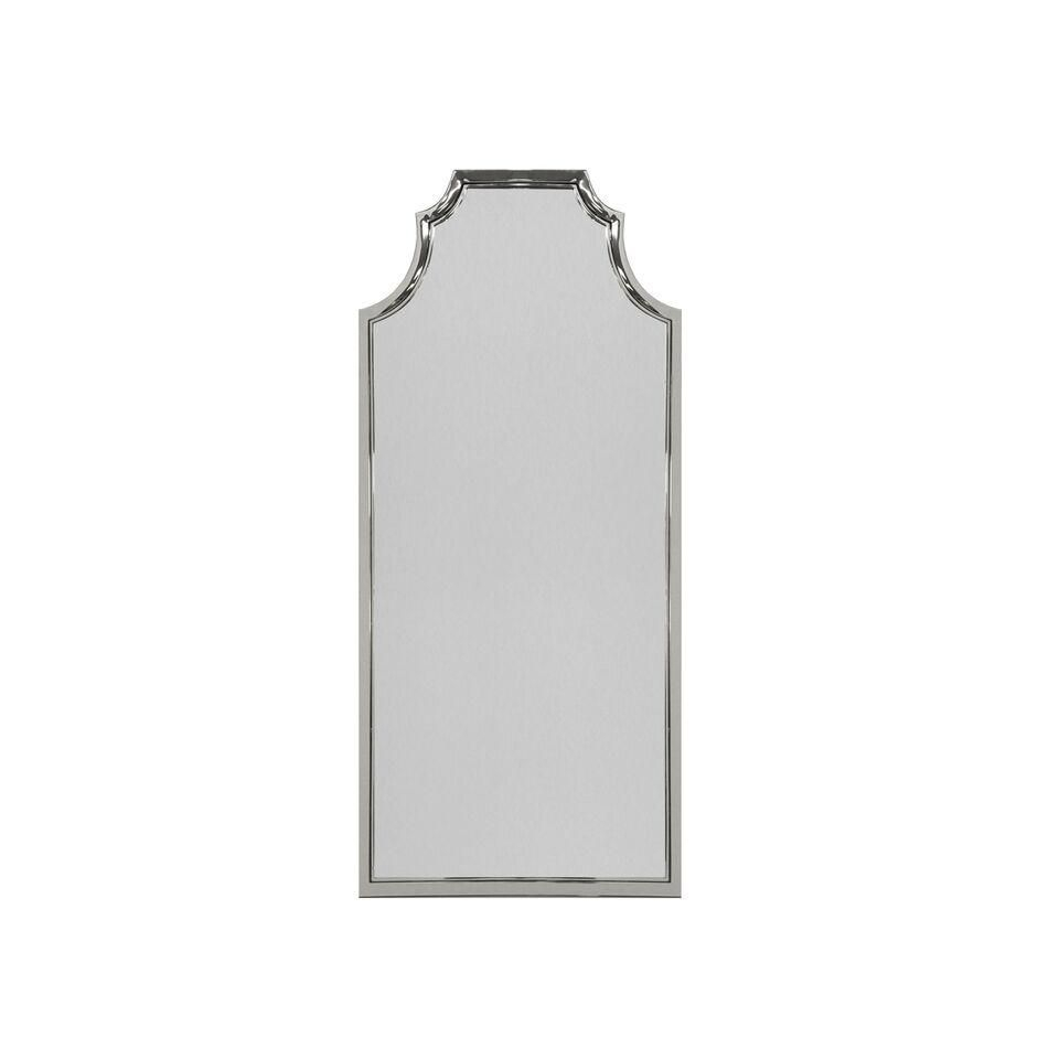 The Worlds Away Finley Floor Mirror In Silver Leaf Presents intended for Swagger Accent Wall Mirrors (Image 26 of 30)