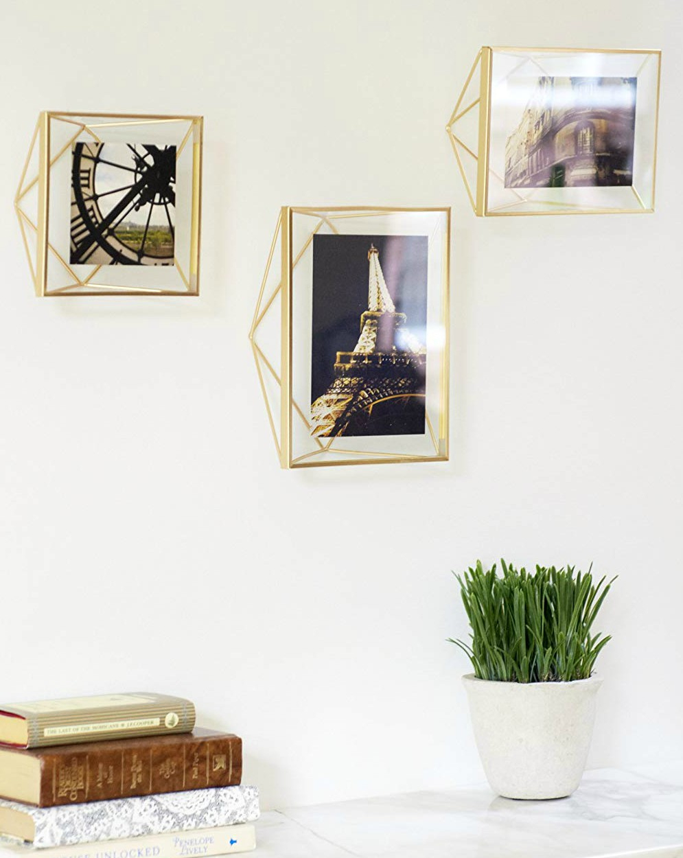 These 20 Photo Display Ideas Will Give Your Memories A Inside Millanocket Metal Wheel Photo Holder Wall Decor (View 27 of 30)