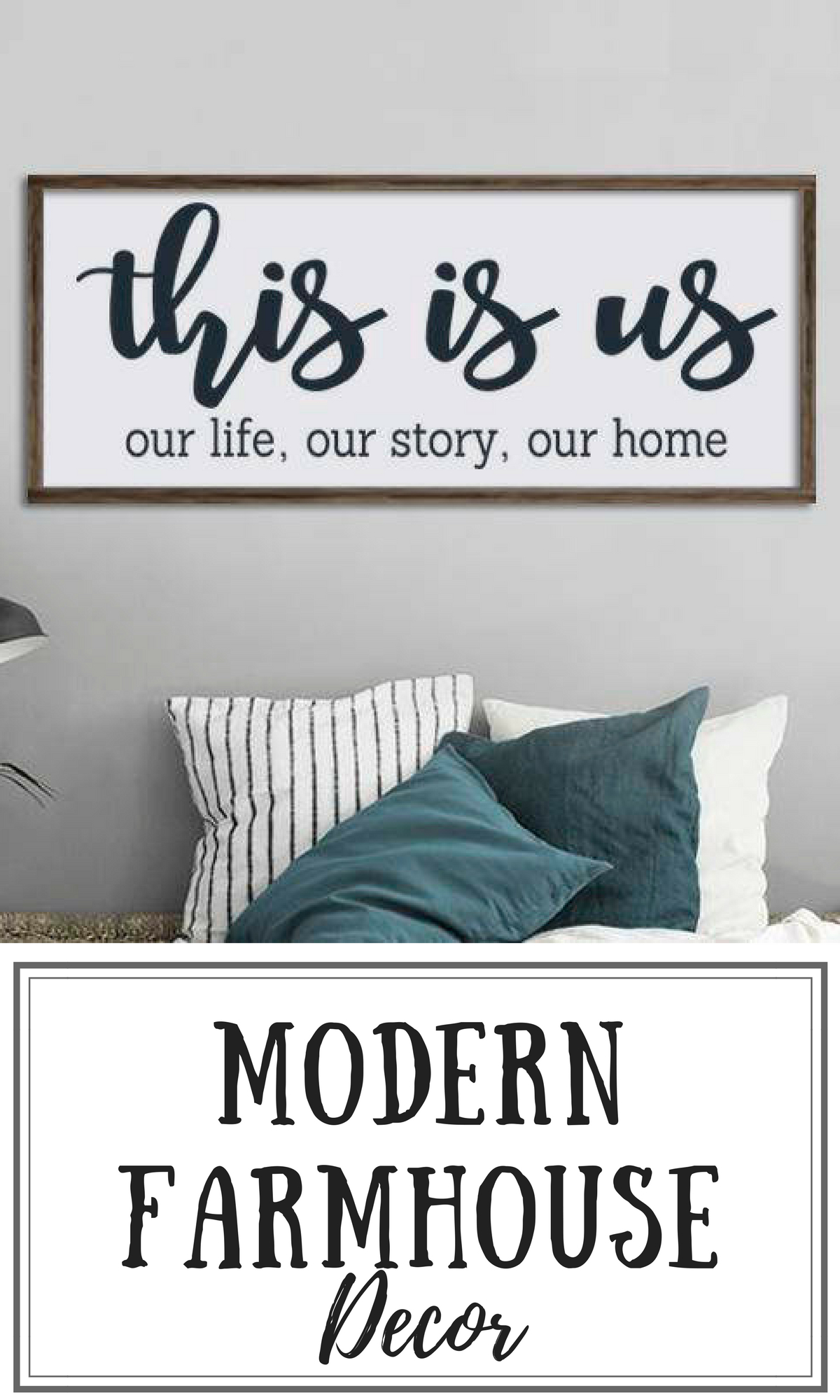 This Is Us | Home Decor | Farmhouse Sign | Gallery Wall Inside This Is Us Wall Decor (View 3 of 30)