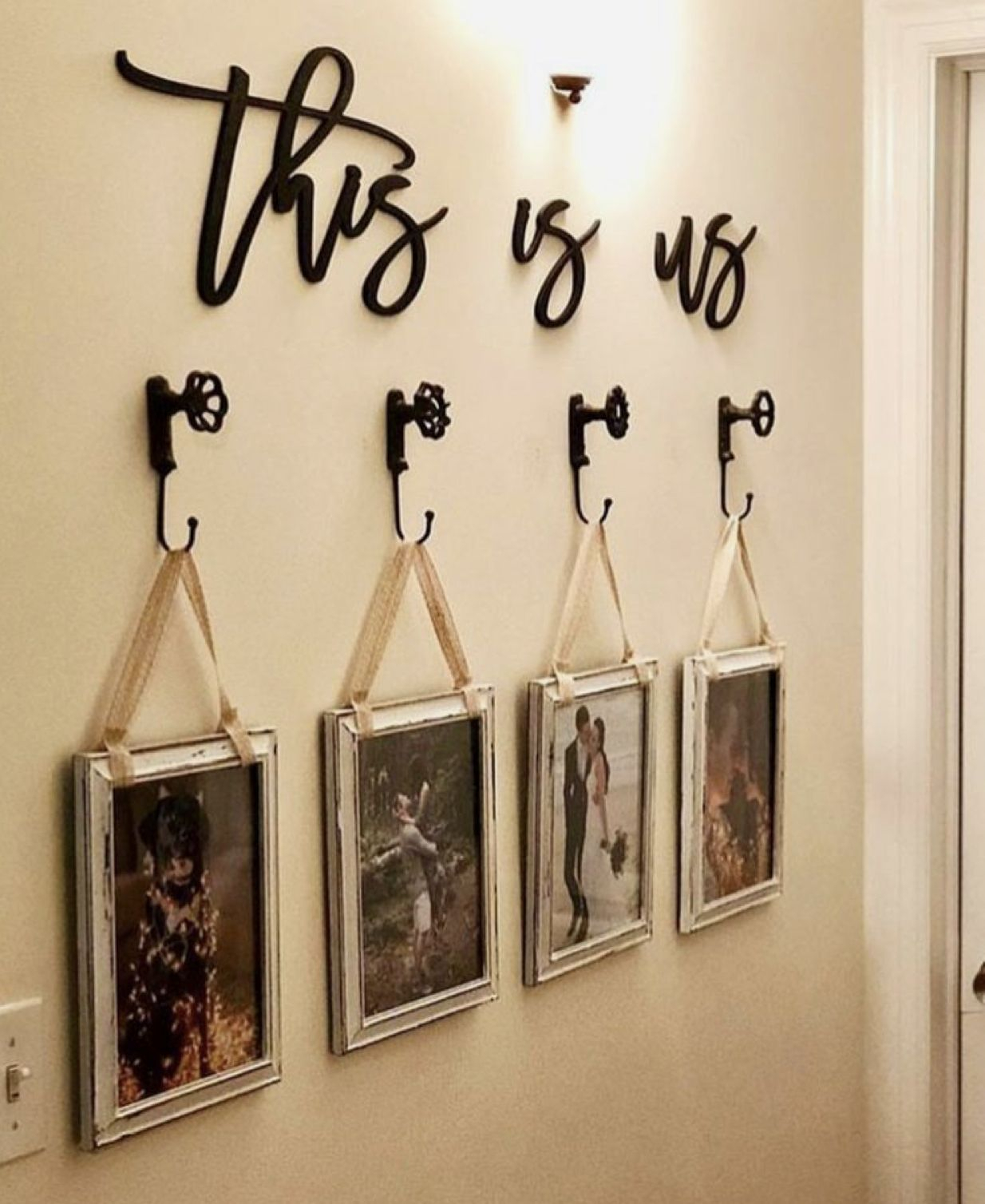 This Is Us Wall Display | Home Decor | Home Decor, Diy Within This Is Us Wall Decor (View 4 of 30)