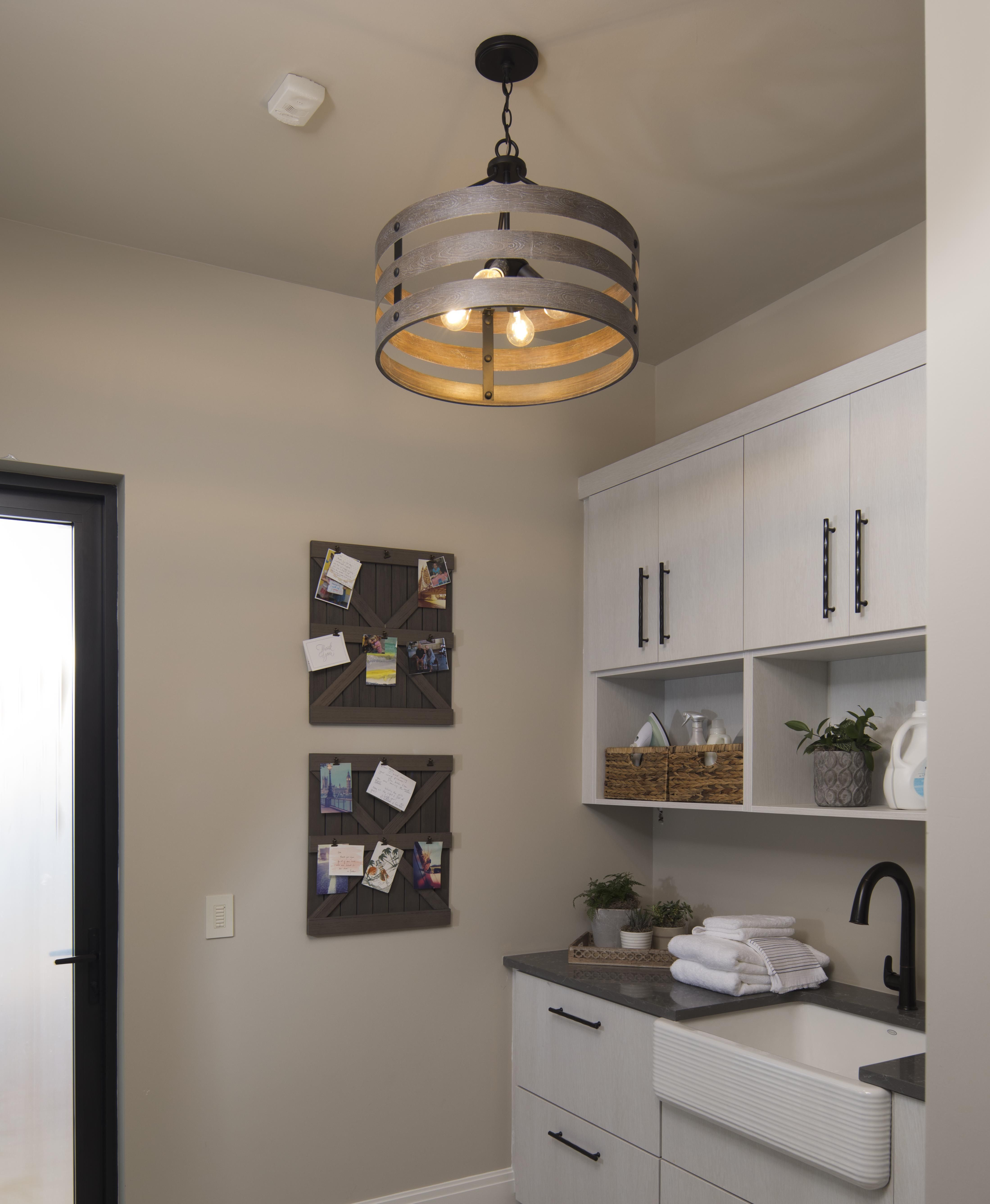 Tnah 2018 | Featuring Gulliver Close To Ceiling Fixture Throughout Buster 5 Light Drum Chandeliers (View 13 of 30)