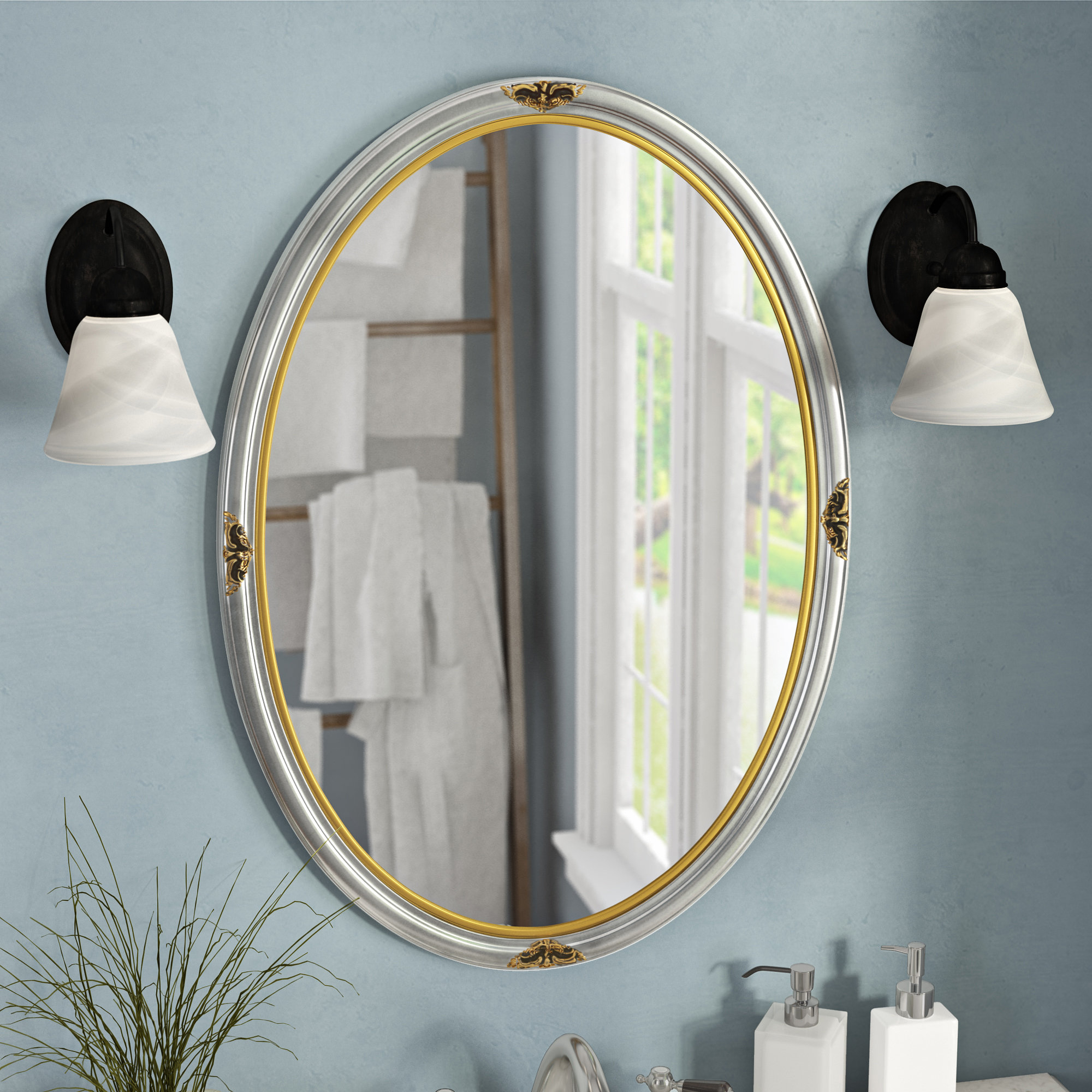 Traditional Accent Mirror In Traditional Accent Mirrors (View 8 of 30)