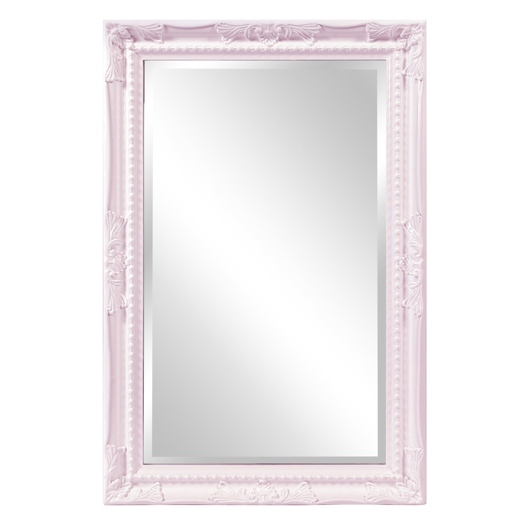 Traditional Beveled Accent Mirror With Regard To Traditional Beveled Accent Mirrors (View 12 of 30)